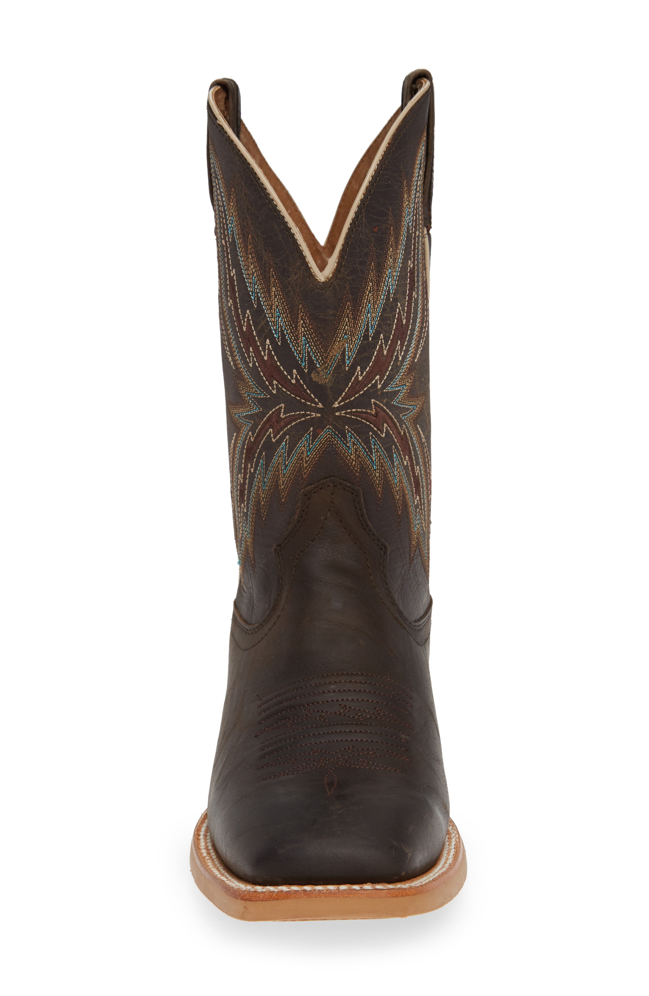 ARIAT, Arena Rebound Cowboy Boot, Alternate thumbnail 4, color, 200
