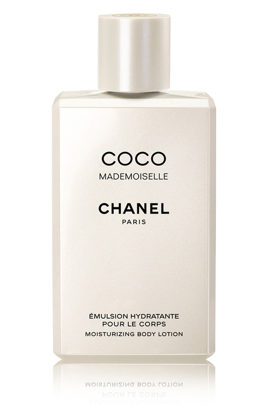 CHANEL, COCO MADEMOISELLE<br />Moisturizing Body Lotion, Main thumbnail 1, color, NO COLOR