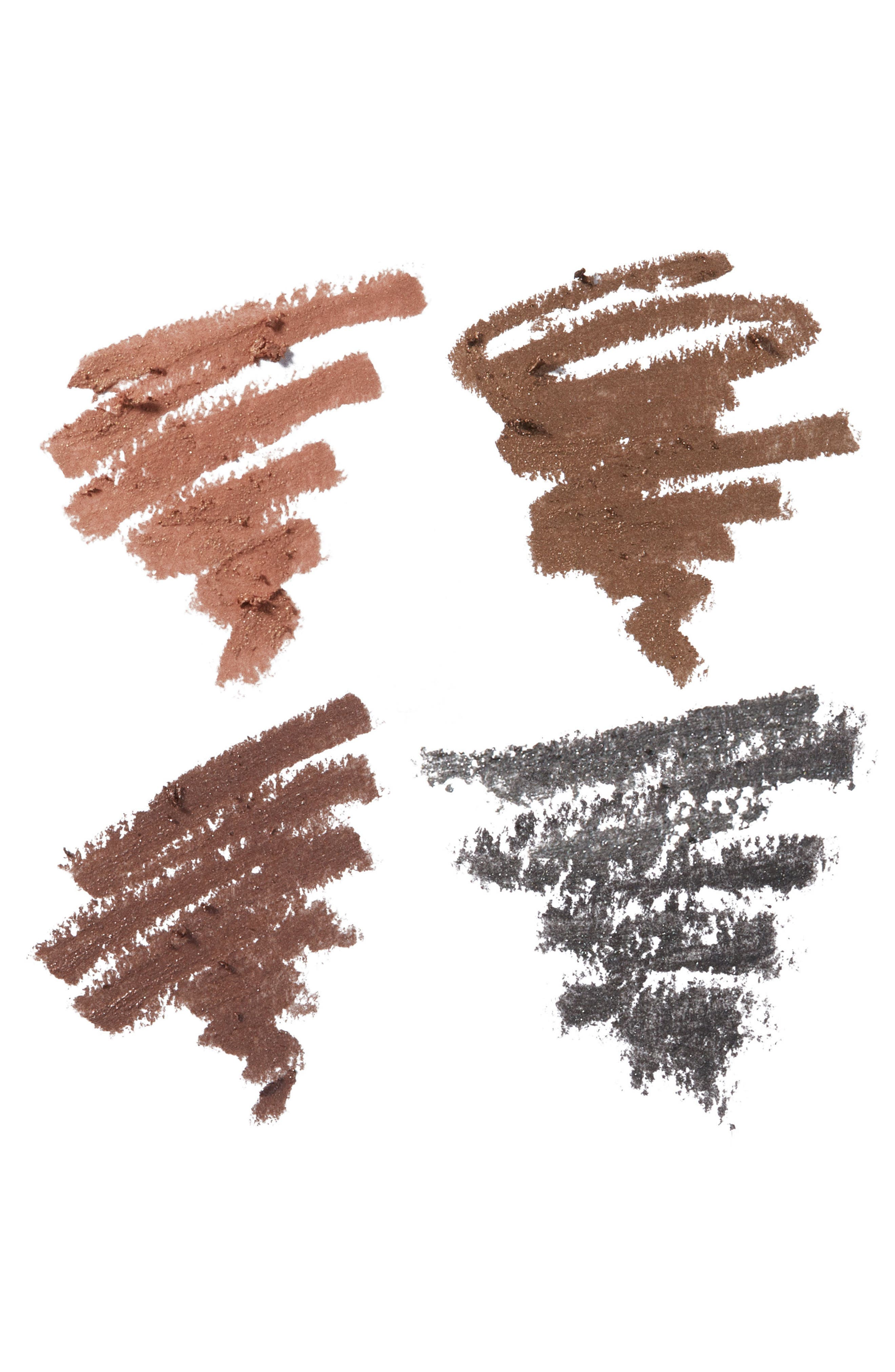 TRISH MCEVOY, 24-Hour Eyeshadow & Eyeliner, Alternate thumbnail 5, color, CRYSTAL GREY