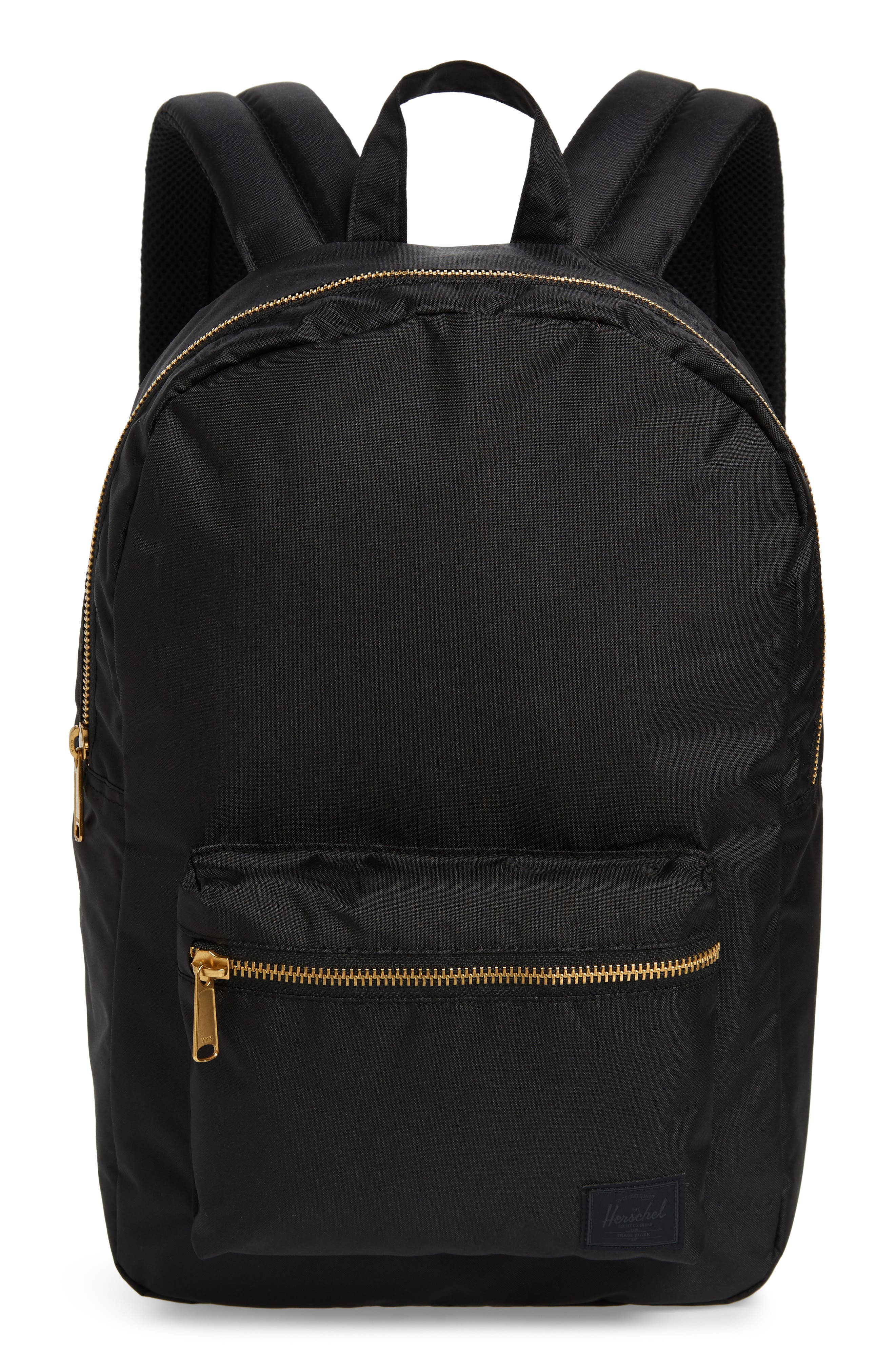 HERSCHEL SUPPLY CO., 'Settlement Mid Volume' Backpack, Main thumbnail 1, color, BLACK