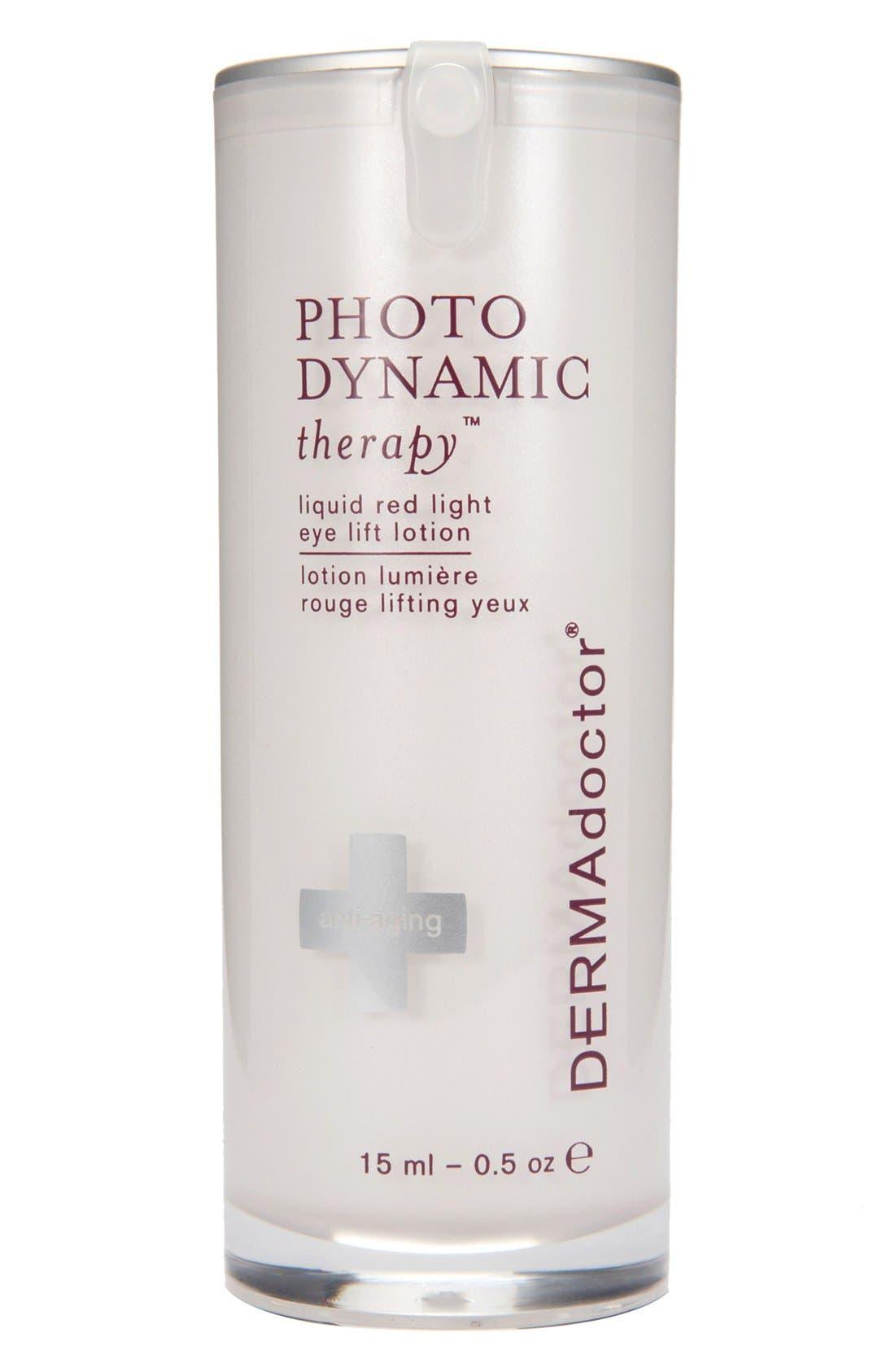 DERMADOCTOR<SUP>®</SUP>, 'PHOTODYNAMIC therapy<sup>®</sup>' Energizing Eye Renewal Cream, Alternate thumbnail 2, color, NO COLOR