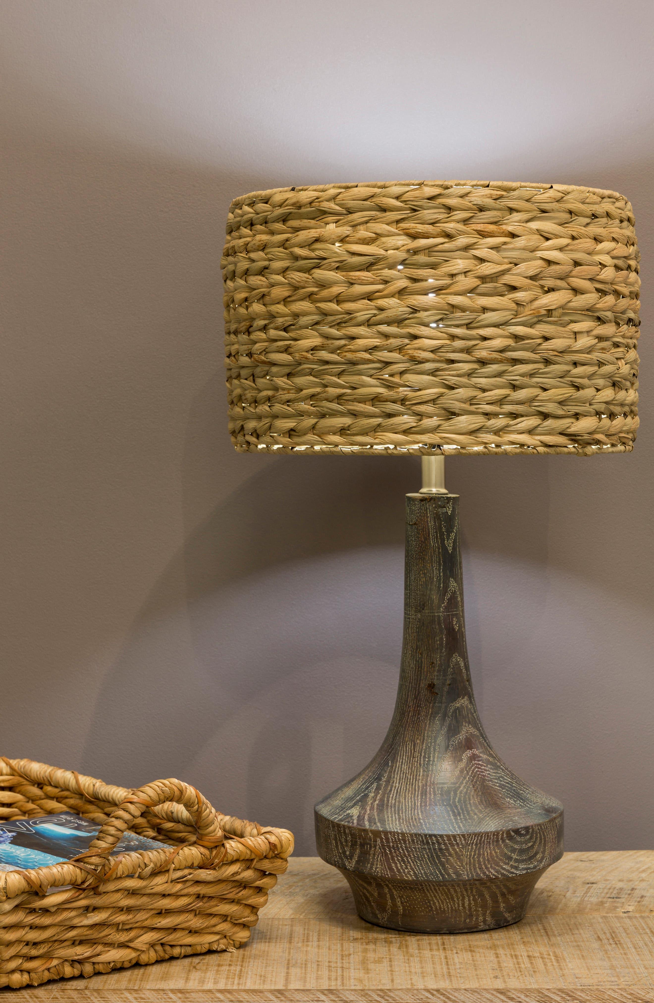 SURYA HOME, Carson Table Lamp, Alternate thumbnail 9, color, CAMEL