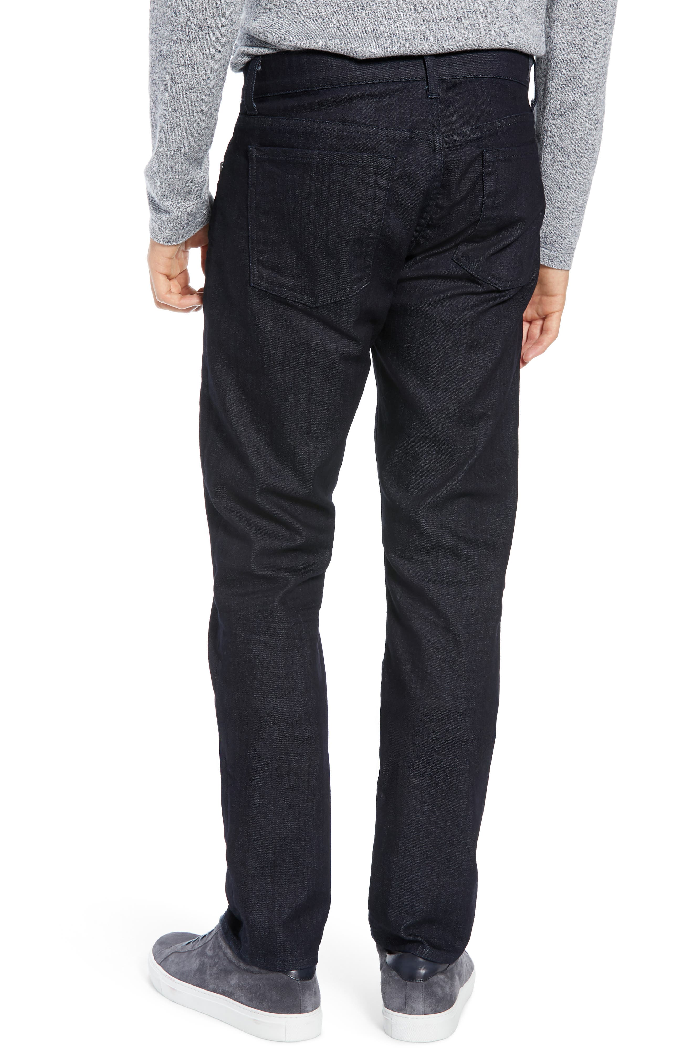 7 FOR ALL MANKIND<SUP>®</SUP>, Adrien Slim Fit Jeans, Alternate thumbnail 2, color, EXECUTIVE