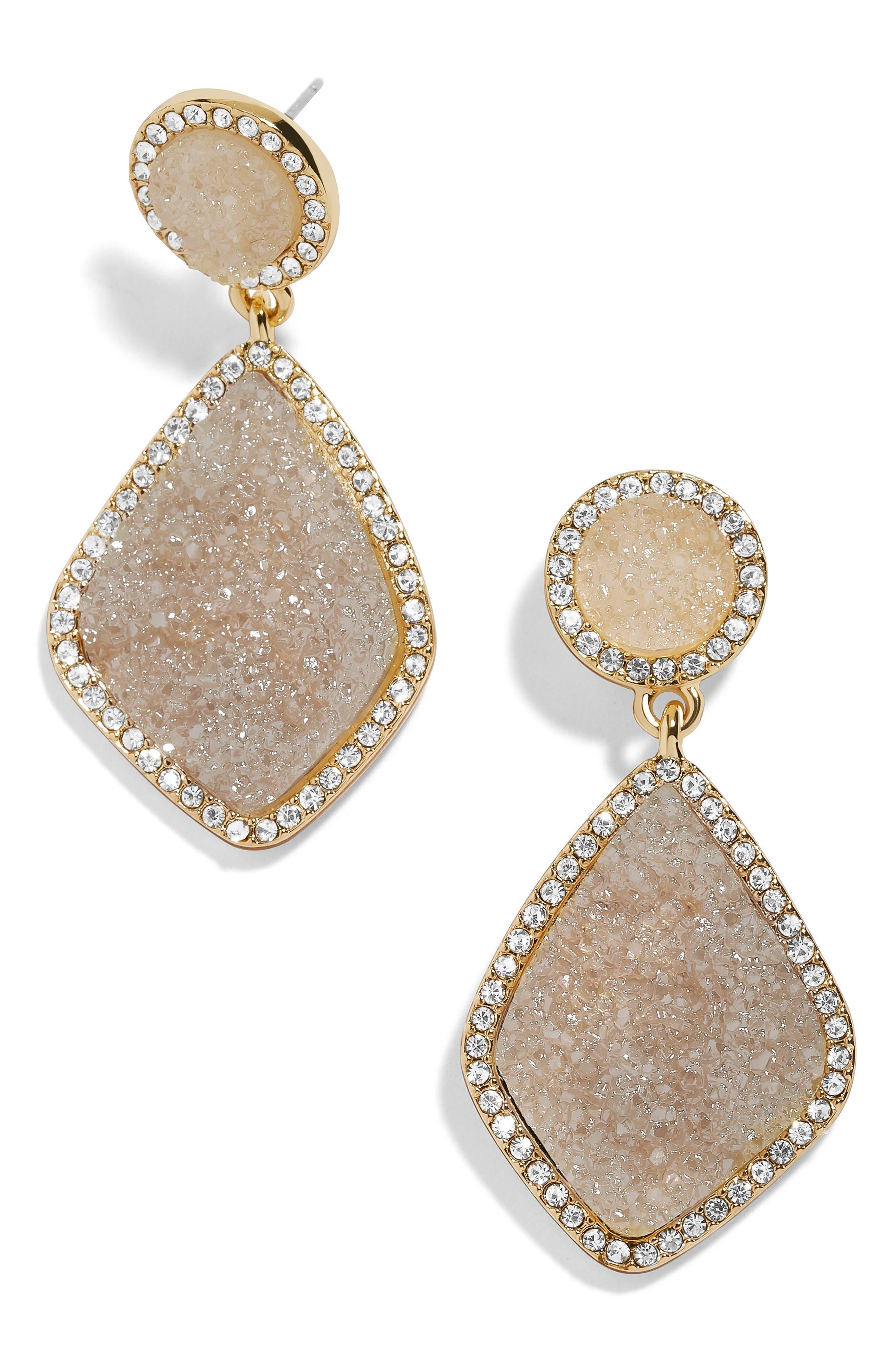 BAUBLEBAR Ember Drop Earrings, Main, color, 021