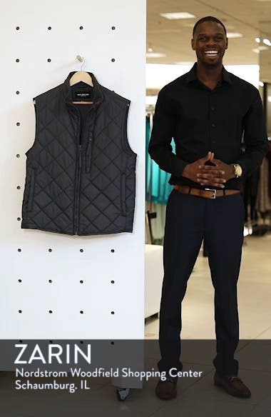 Chester Packable Quilted Vest, sales video thumbnail