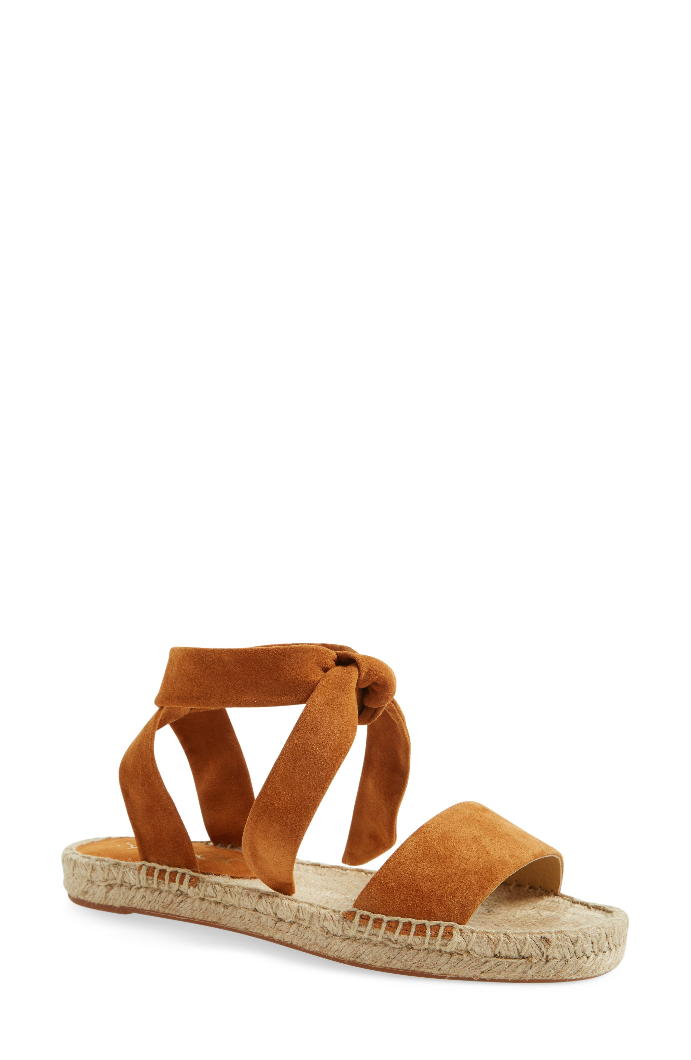 SPLENDID Jody Ankle Tie Espadrille, Main, color, 211