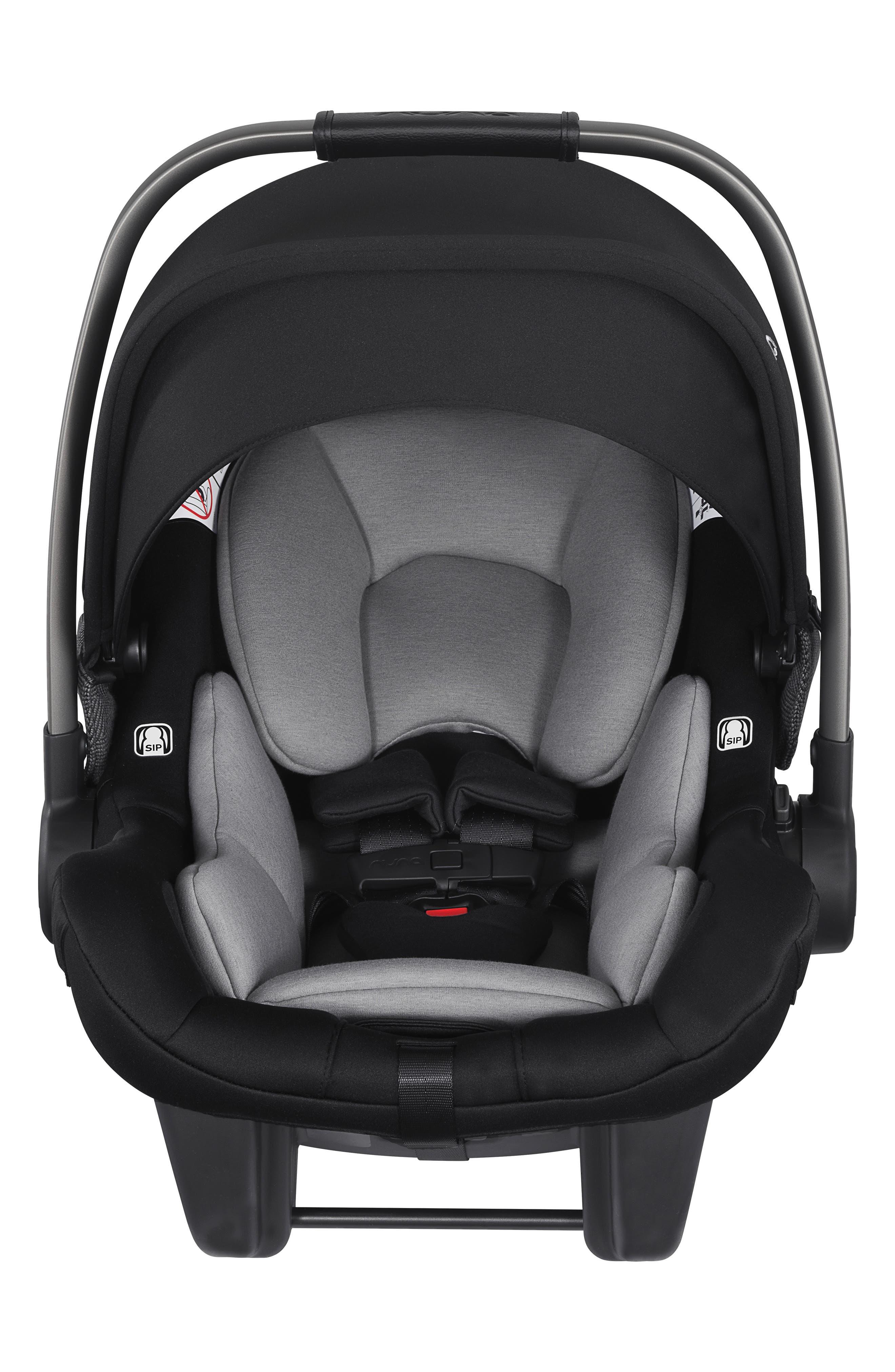 NUNA, 2019 MIXX<sup>™</sup> Stroller & PIPA<sup>™</sup> Lite LX Infant Car Seat Set Travel System, Alternate thumbnail 14, color, VERONA CAVIAR