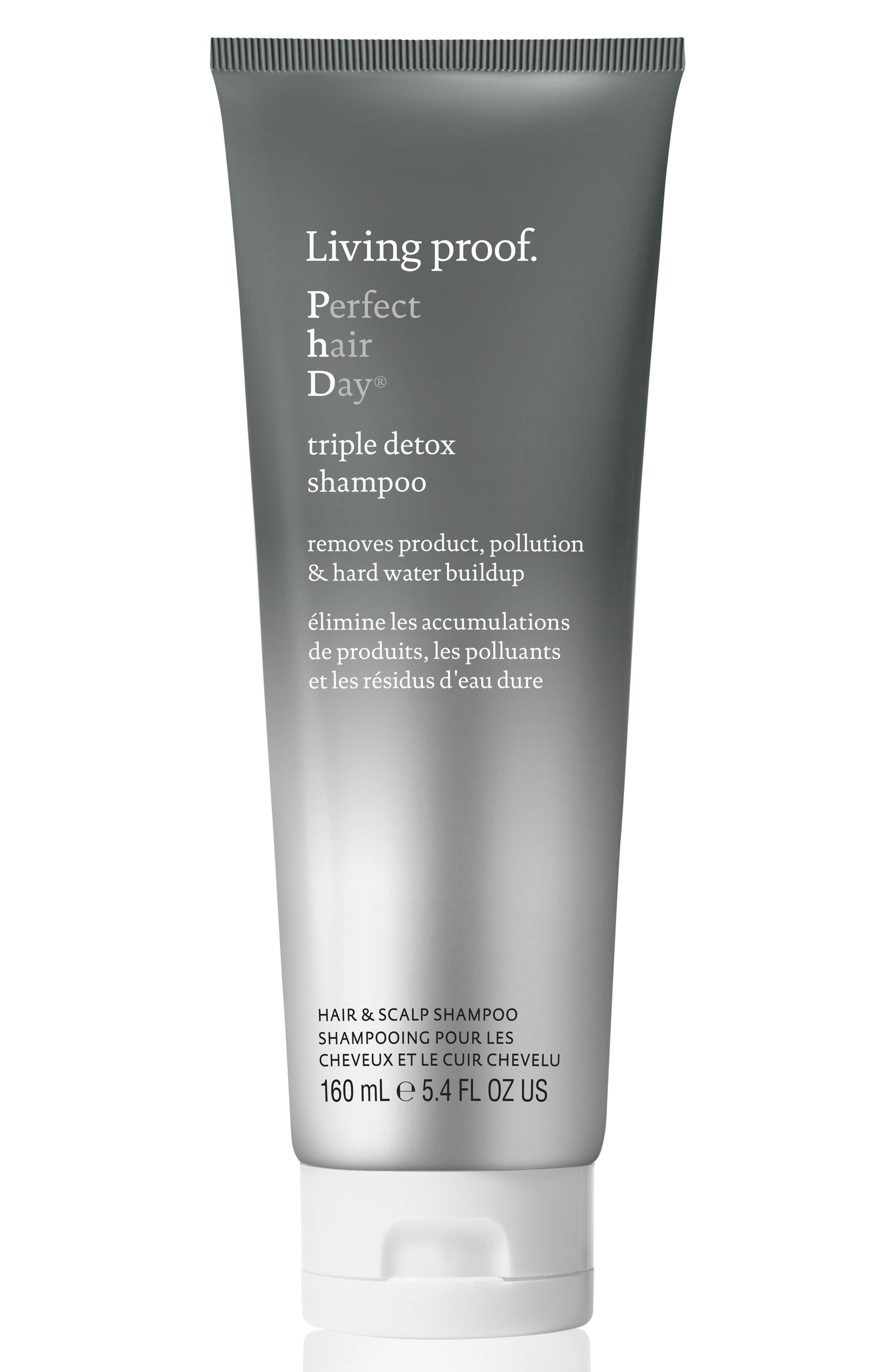 LIVING PROOF<SUP>®</SUP>, Perfect hair Day<sup>™</sup> Triple Detox Shampoo, Alternate thumbnail 7, color, NO COLOR