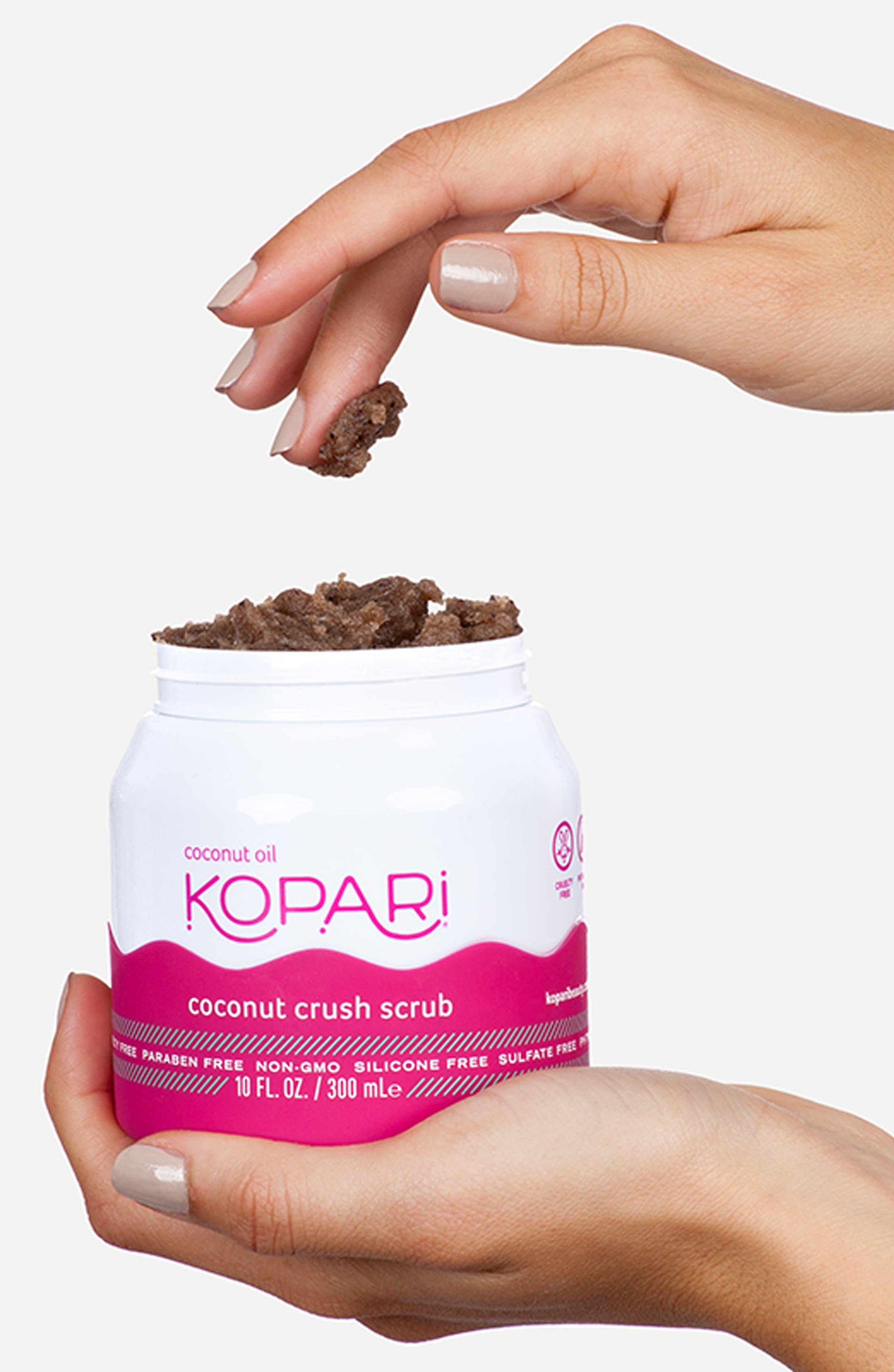 KOPARI, Coconut Crush Scrub, Alternate thumbnail 3, color, NO COLOR