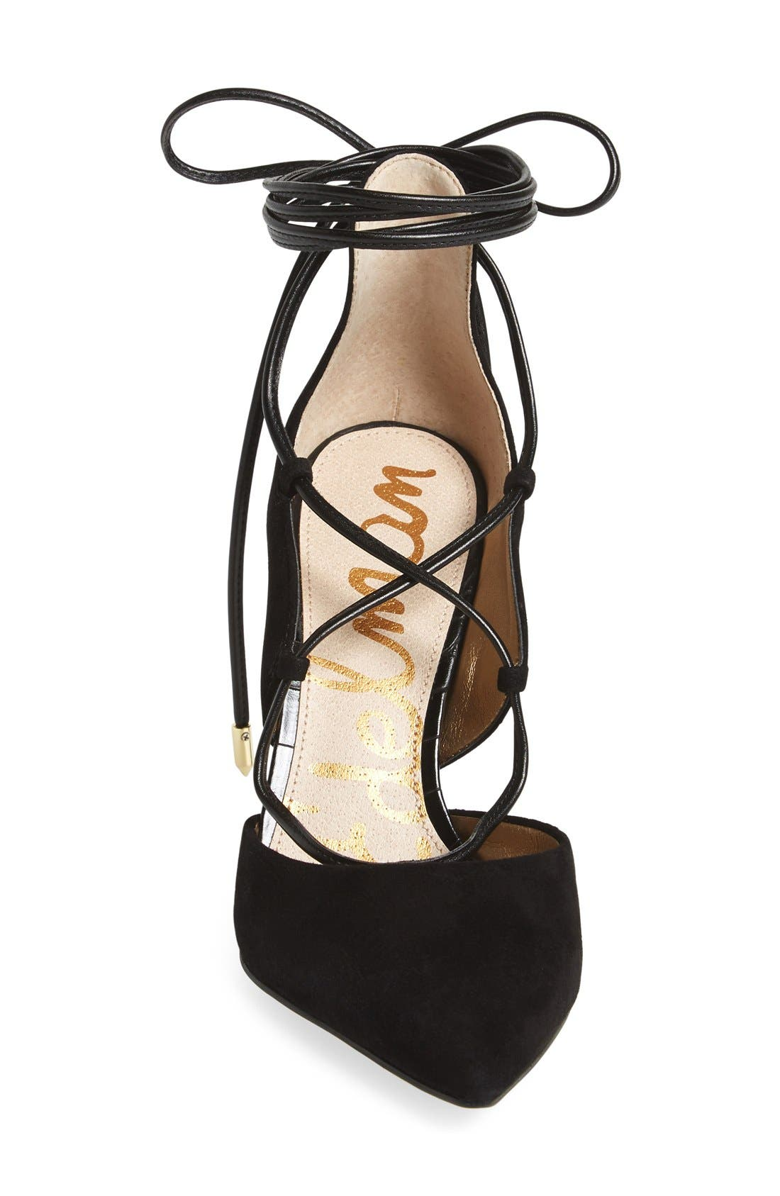 SAM EDELMAN, 'Dayna' Pump, Alternate thumbnail 3, color, 002
