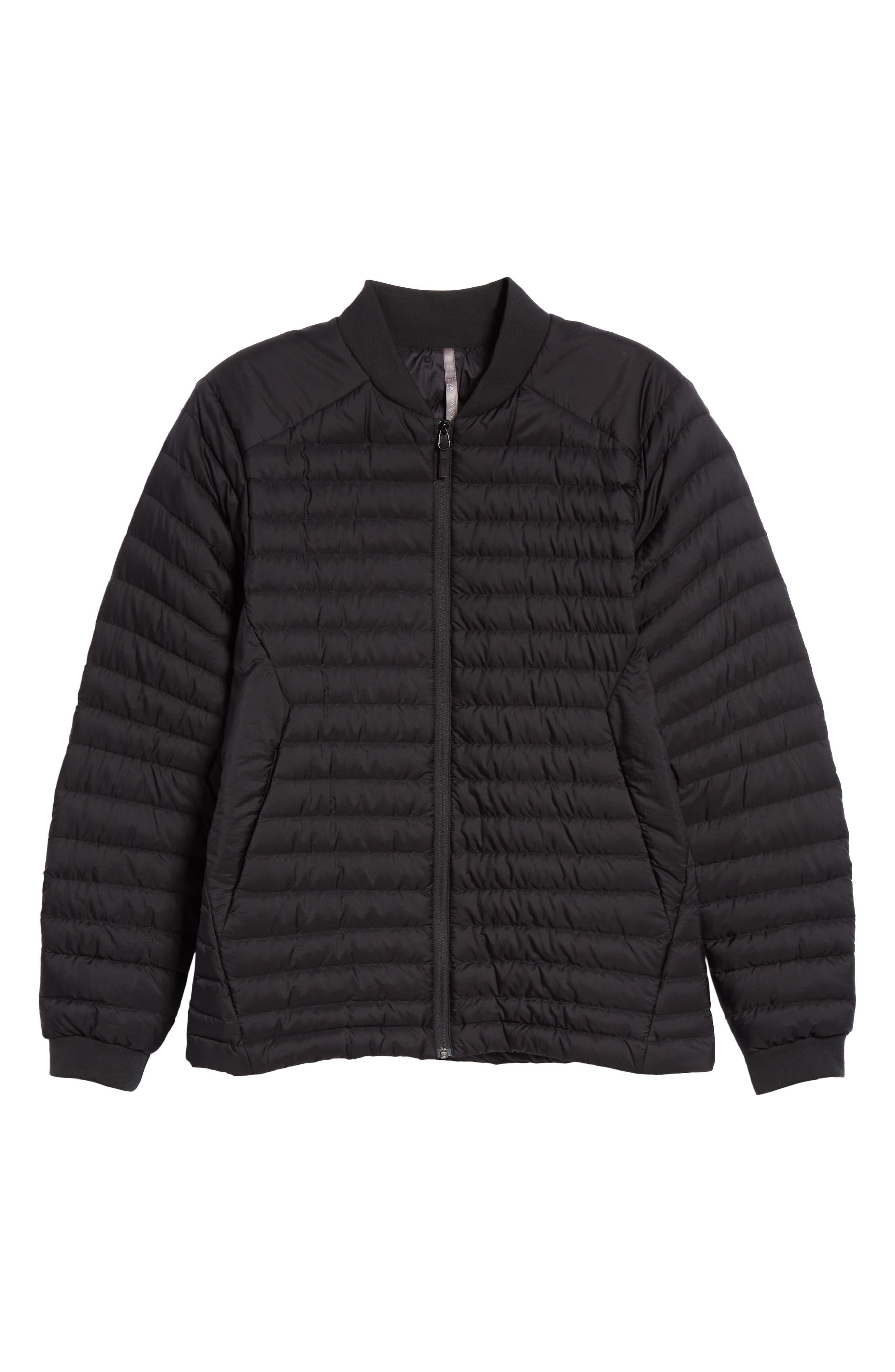 ARC'TERYX VEILANCE Conduit Lightweight Down Jacket, Main, color, 001