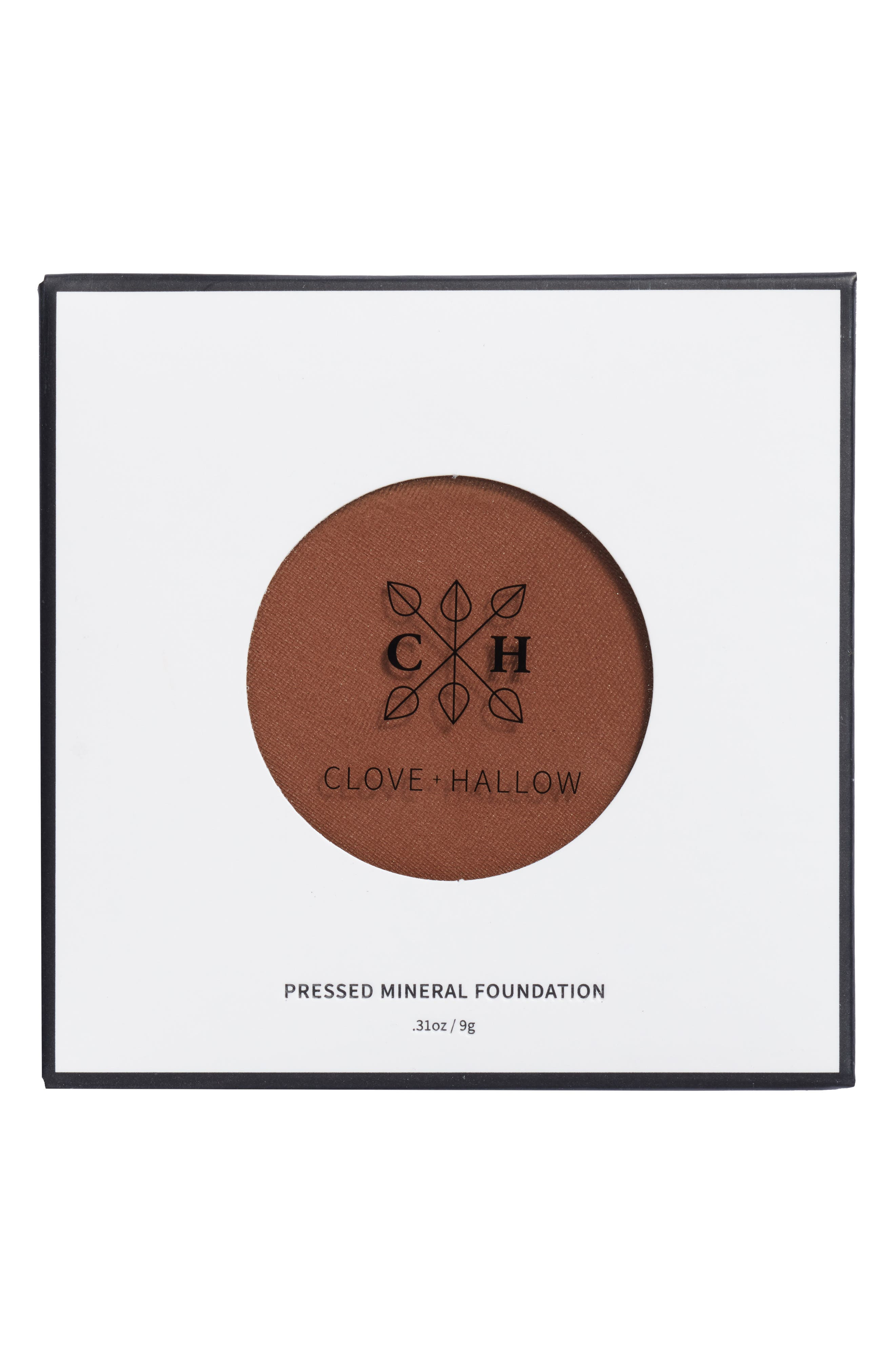 CLOVE + HALLOW, Pressed Mineral Foundation, Main thumbnail 1, color, 200