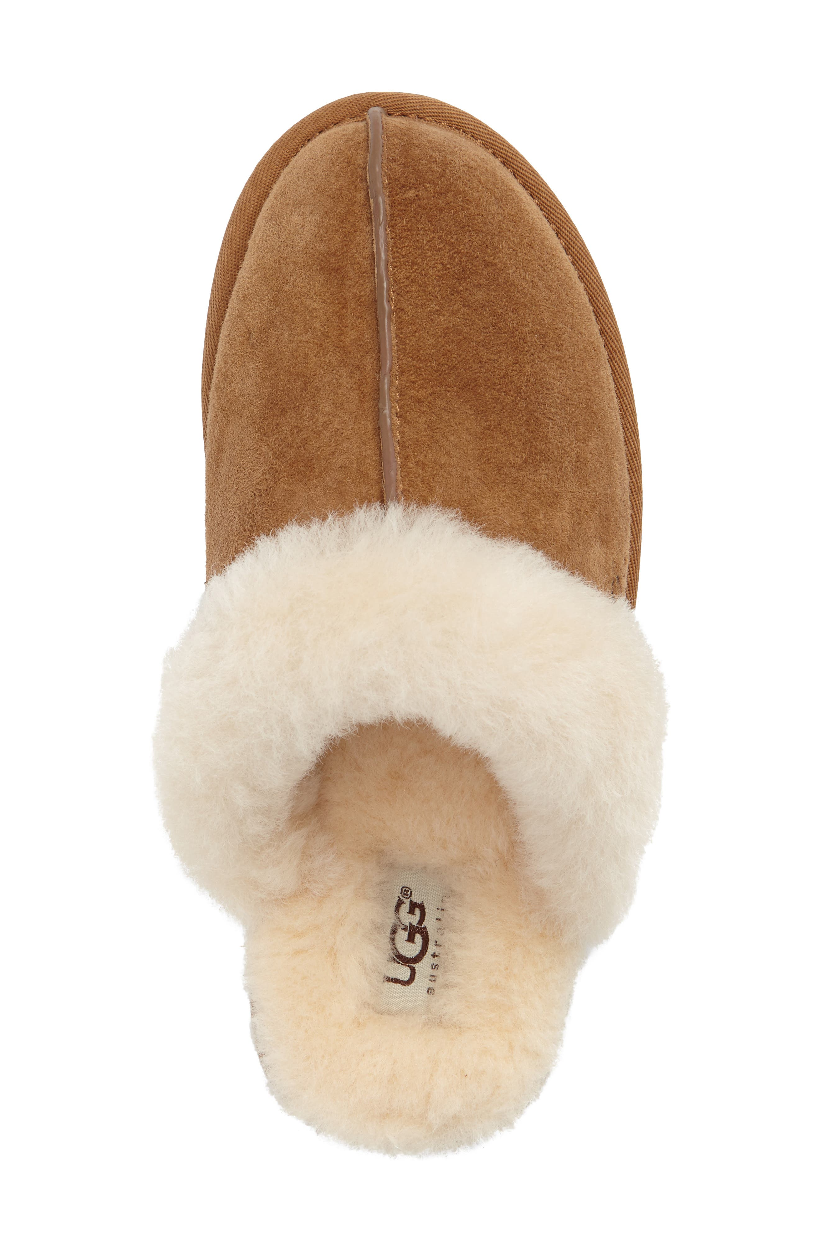 UGG<SUP>®</SUP>, Scuffette II Water Resistant Slipper, Alternate thumbnail 3, color, 219