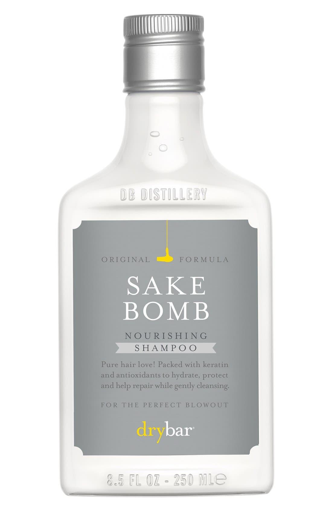 DRYBAR, Sake Bomb Nourishing Shampoo, Alternate thumbnail 2, color, NO COLOR