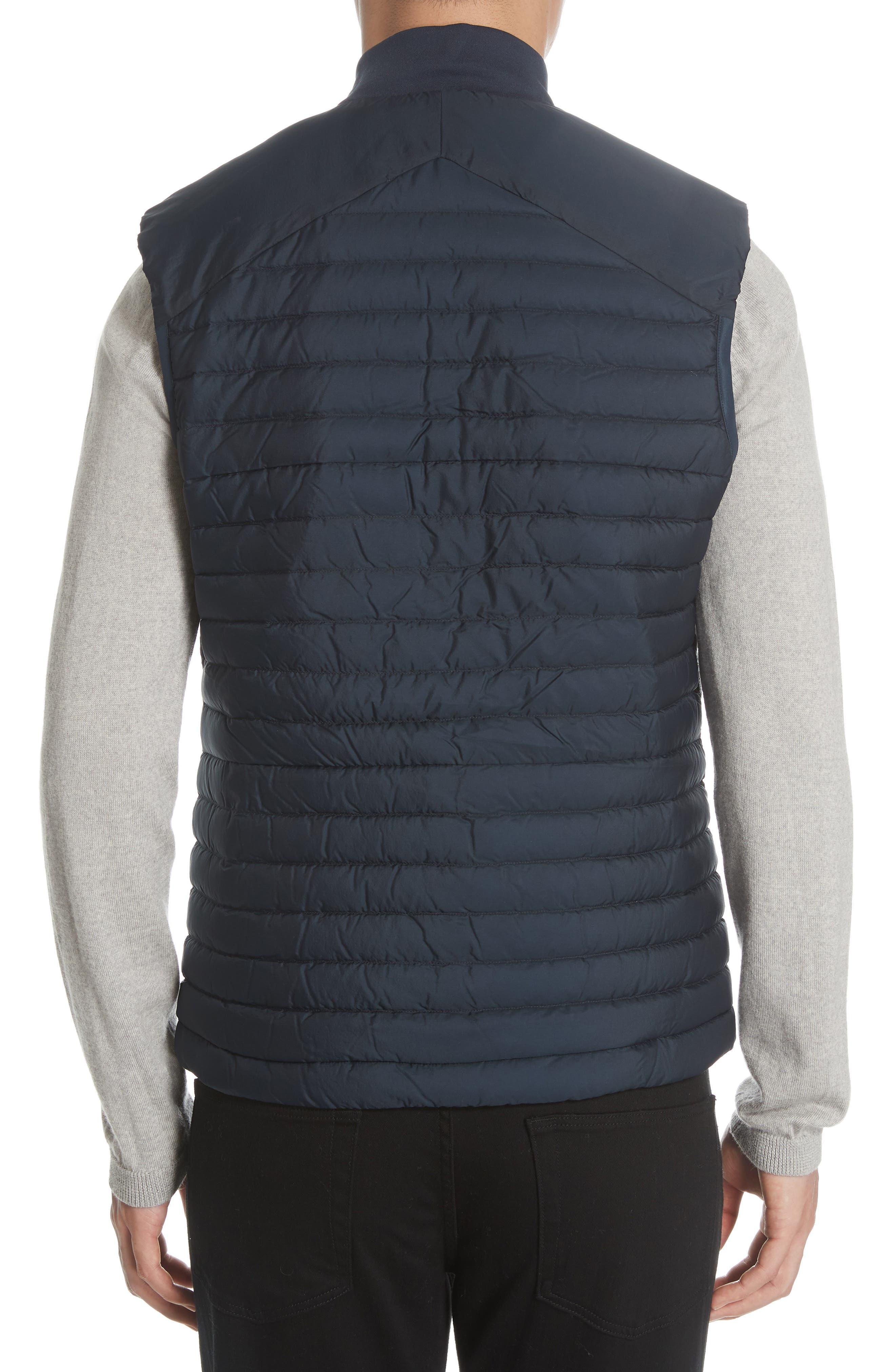 ARC'TERYX VEILANCE, Conduit Lightweight Down Vest, Alternate thumbnail 4, color, 410