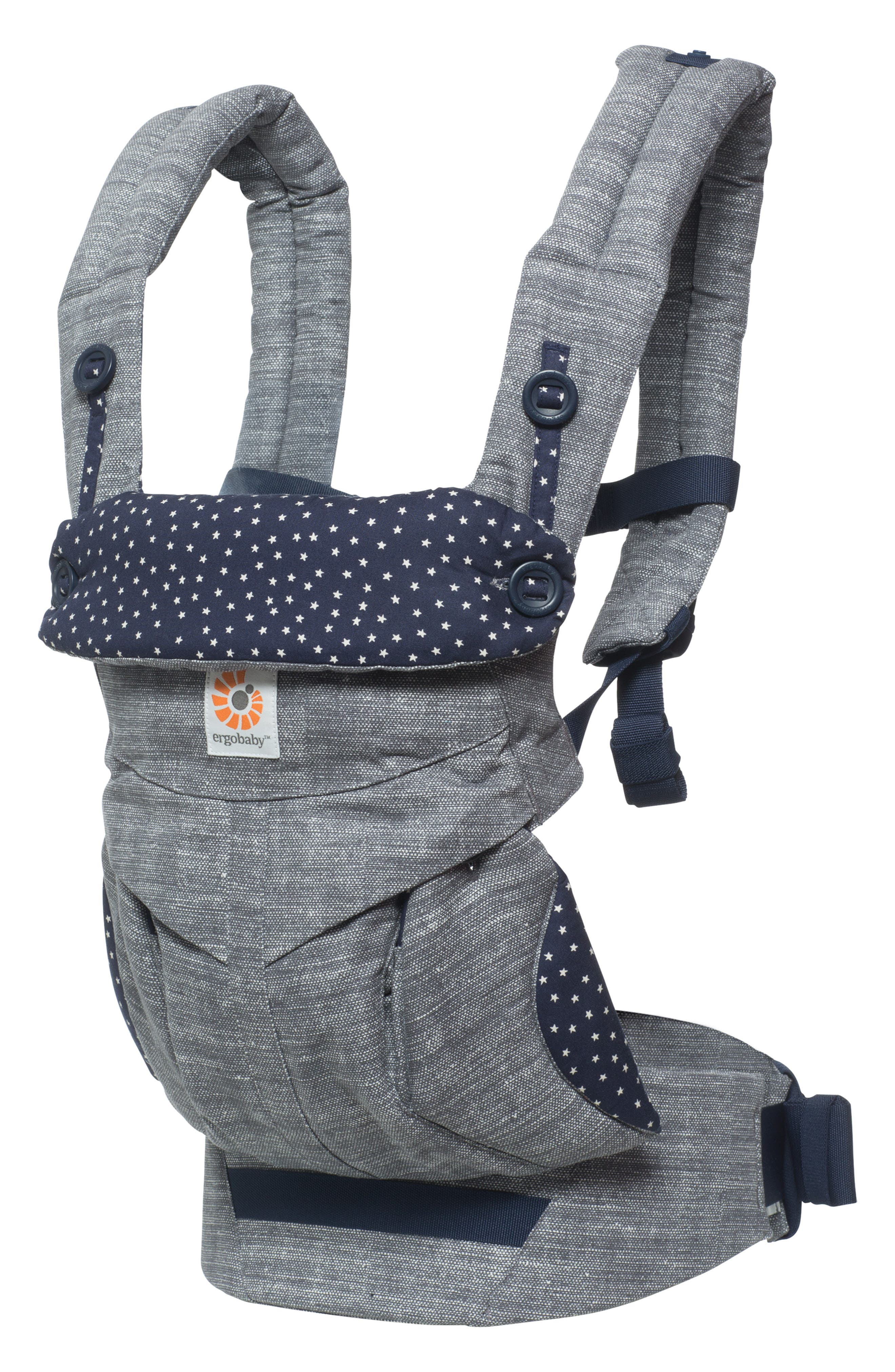 Infant Ergobaby 360 Baby Carrier Size One Size  Grey