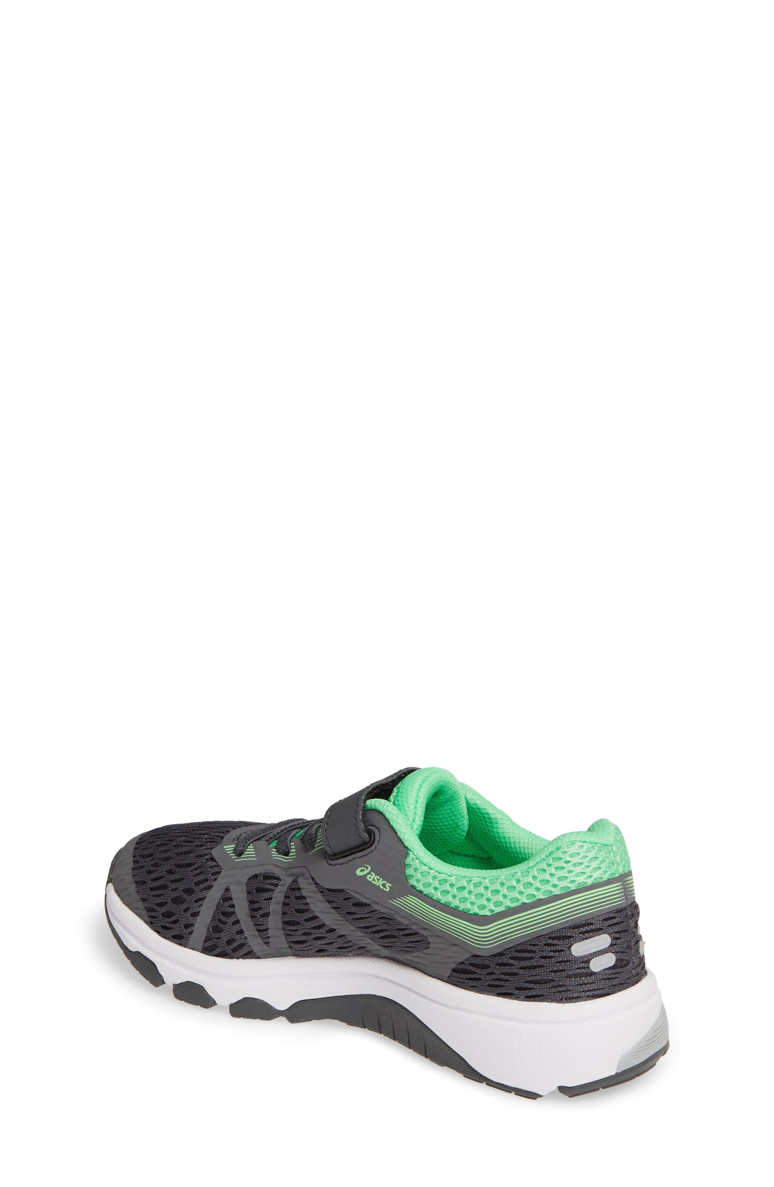 ASICS<SUP>®</SUP>, GT 1000 7 Running Shoe, Alternate thumbnail 2, color, DARK GREY/ DARK GREY