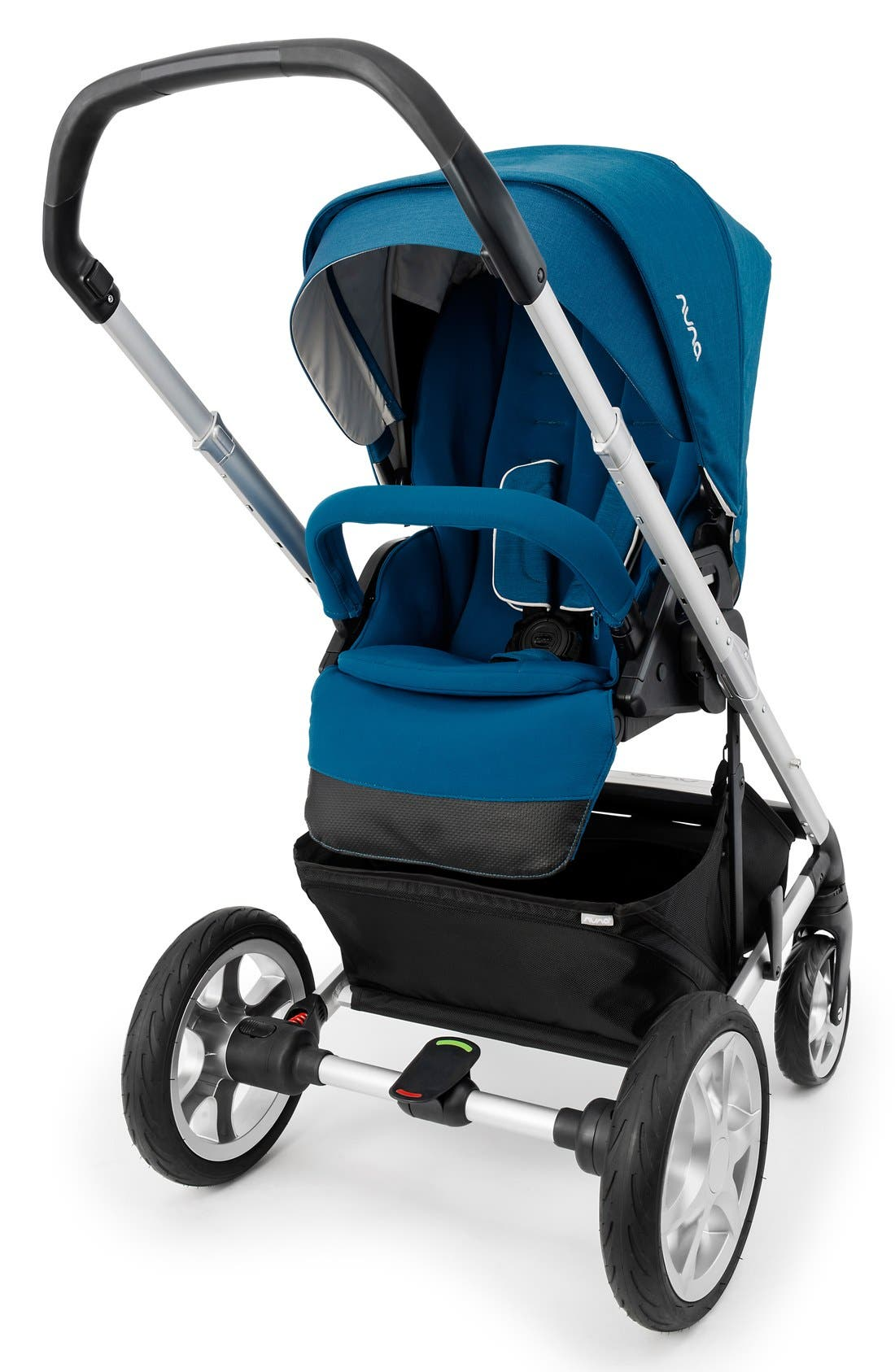 NUNA, 'MIXX<sup>™</sup>' Three Mode Stroller with All Terrain Tires, Main thumbnail 1, color, 400