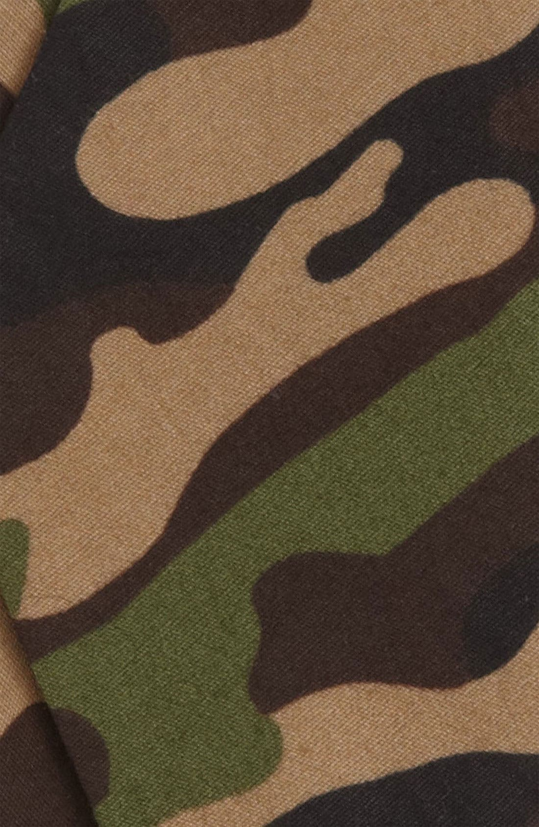 IVY PREPSTER, Camo Bow Tie, Alternate thumbnail 3, color, 348