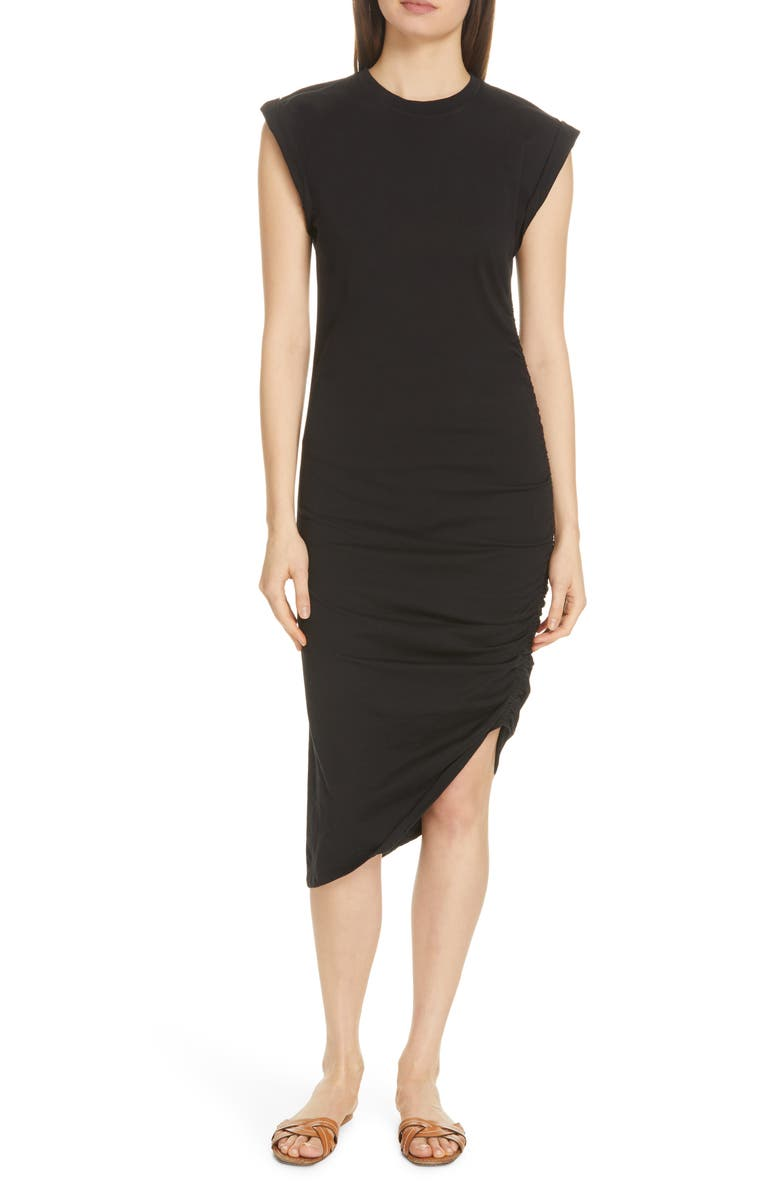 Veronica Beard Dresses DENALI JERSEY MIDI DRESS