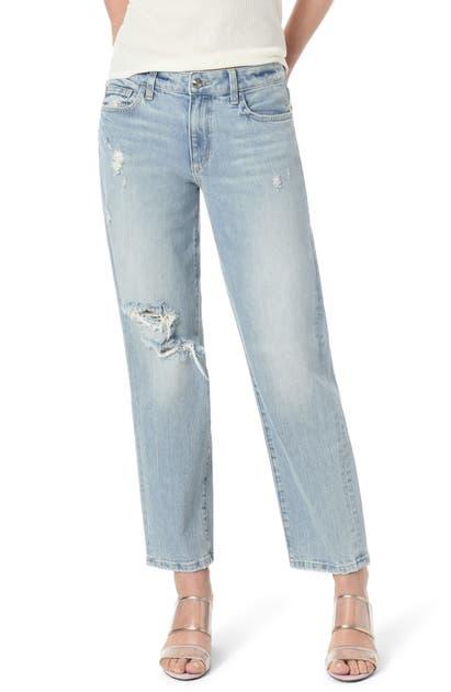 Joe's Jeans THE NIKI RIPPED BOYFRIEND JEANS