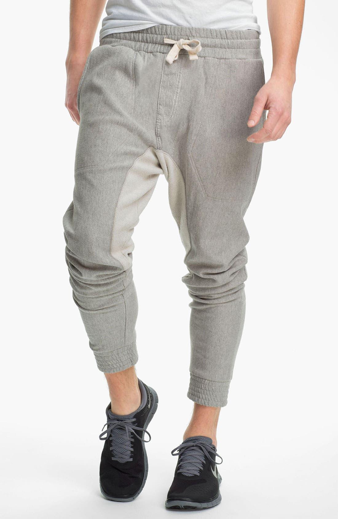 ZANEROBE 'Slapshot' Sweatpants, Main, color, 050