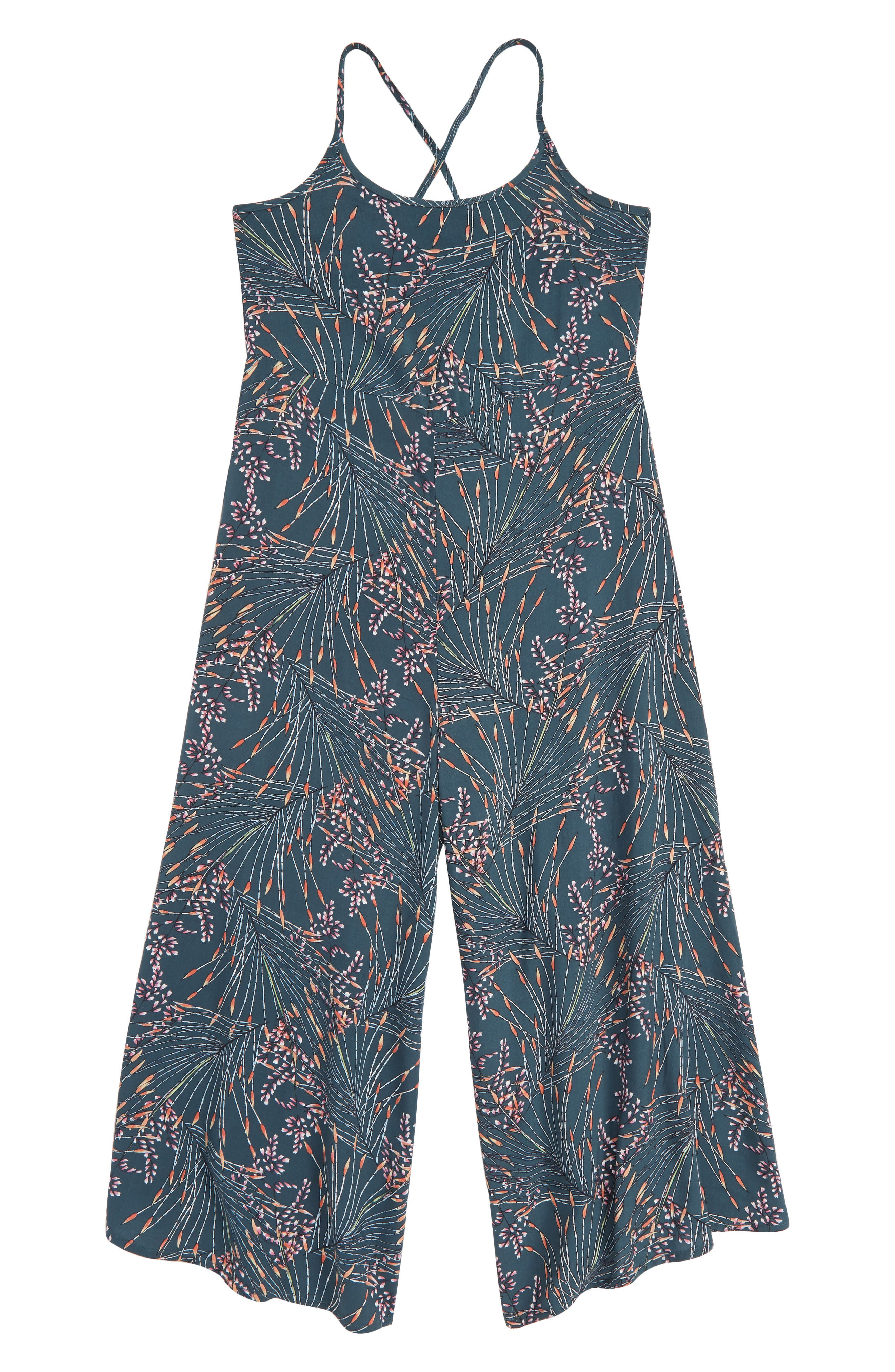 O'NEILL Dayton Woven Jumpsuit, Main, color, STARGAZER