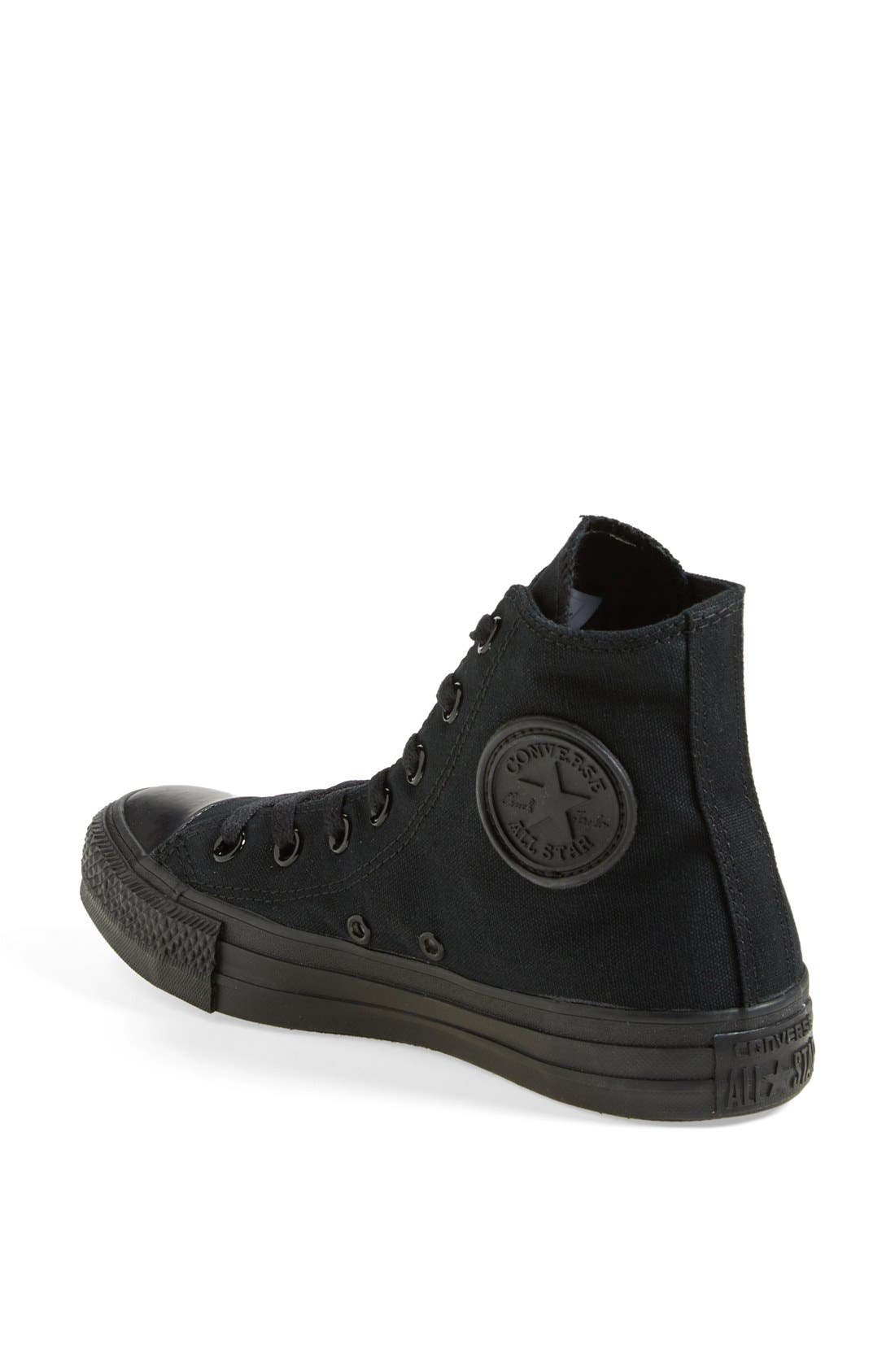 CONVERSE, Chuck Taylor<sup>®</sup> All Star<sup>®</sup> High Top Sneaker, Alternate thumbnail 2, color, 006