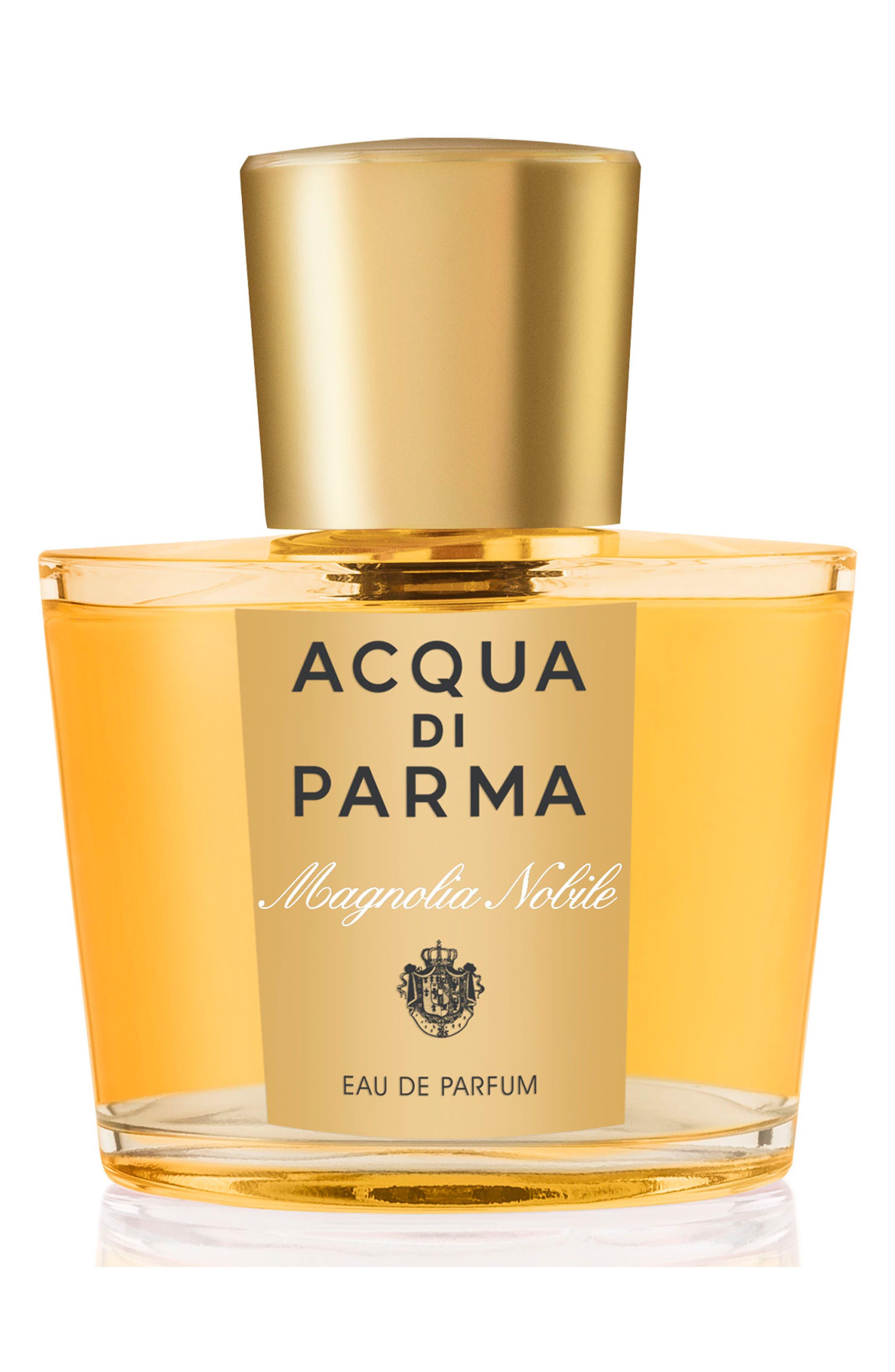 ACQUA DI PARMA, 'Magnolia Nobile' Eau de Parfum, Alternate thumbnail 4, color, NO COLOR