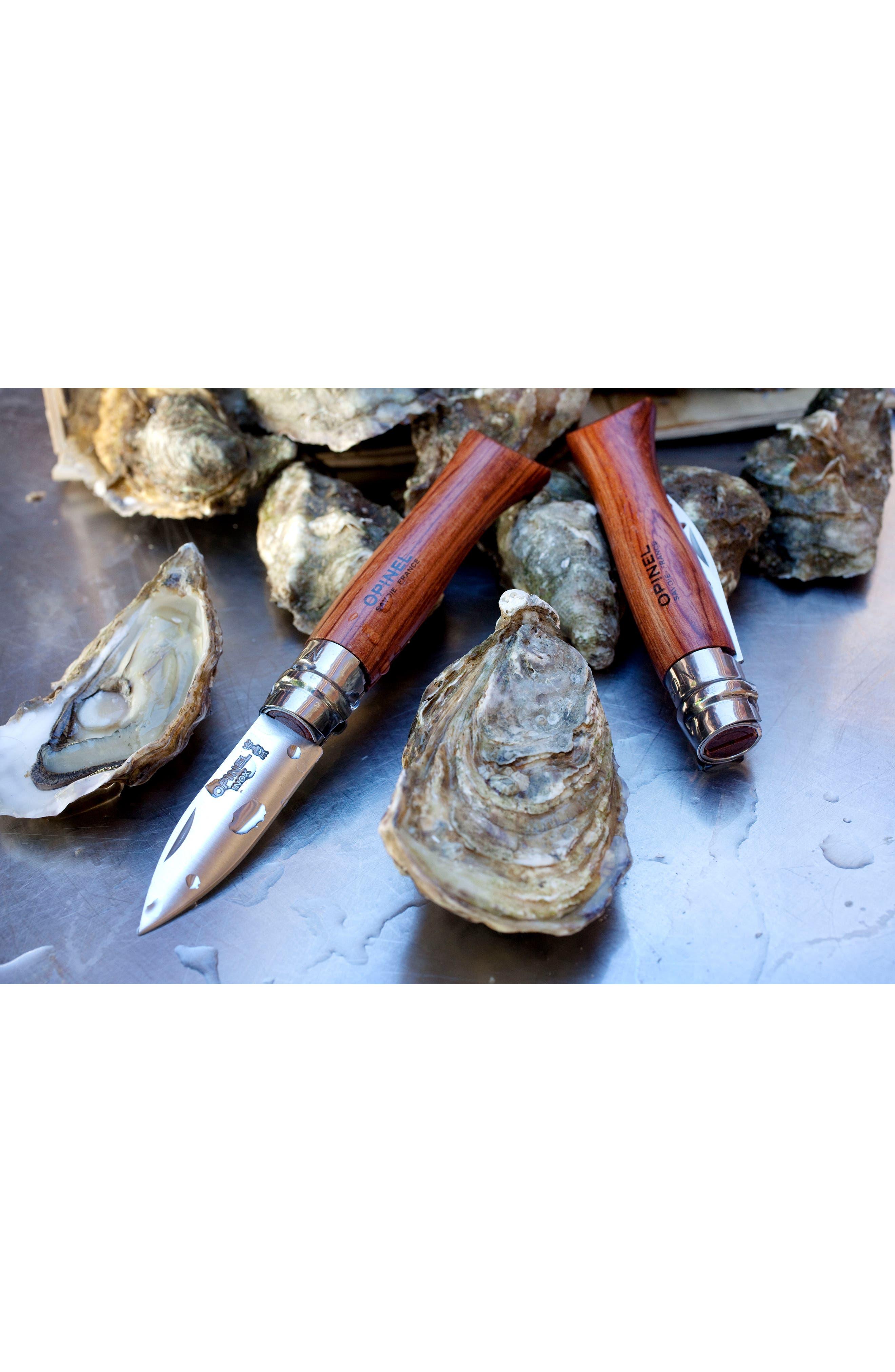 OPINEL, 'No. 9' Folding Shellfish Knife, Alternate thumbnail 3, color, 200