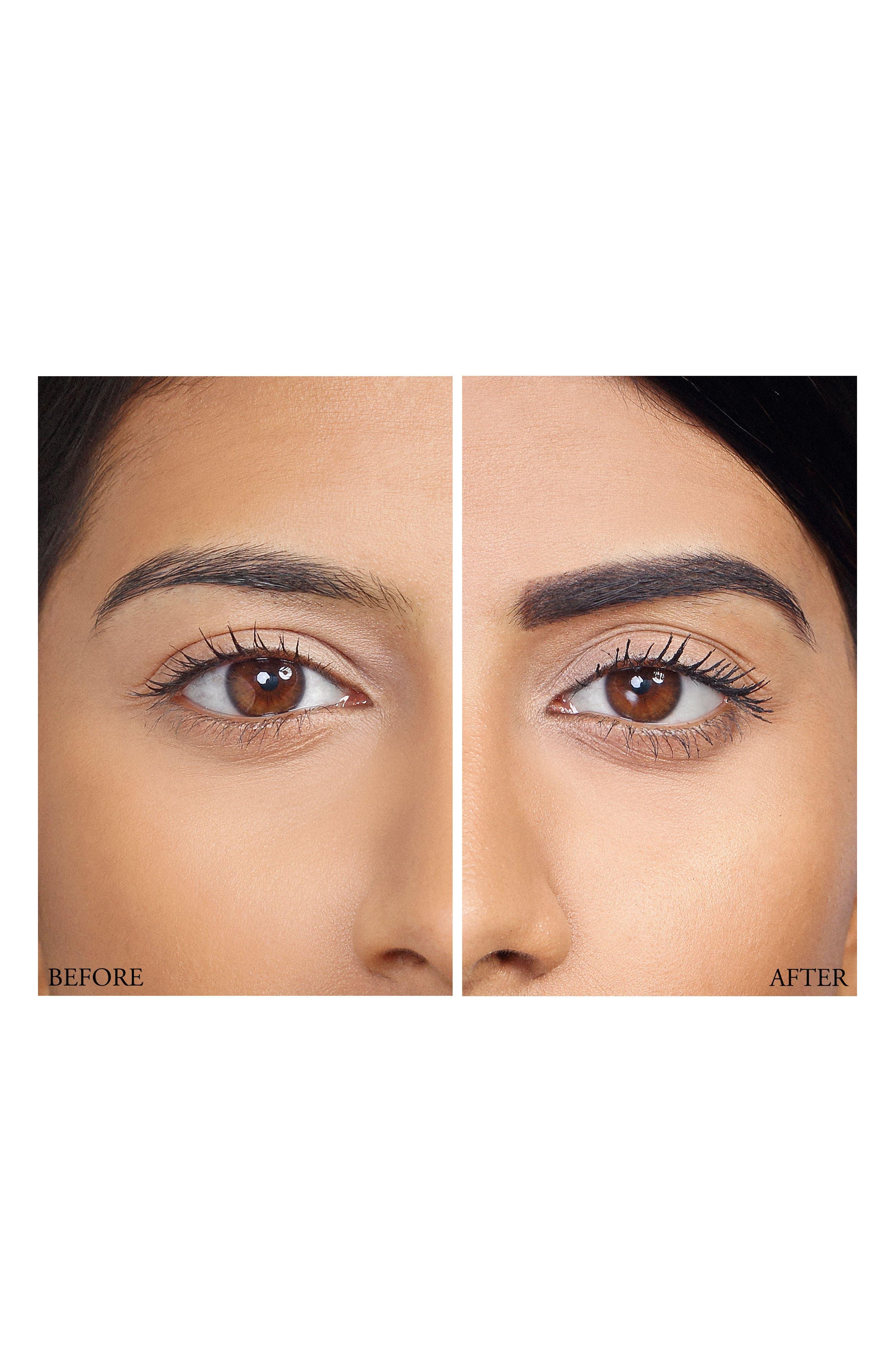 LANCÔME, Sourcils Waterproof Eyebrow Gel-Cream, Alternate thumbnail 2, color, 02 AUBURN
