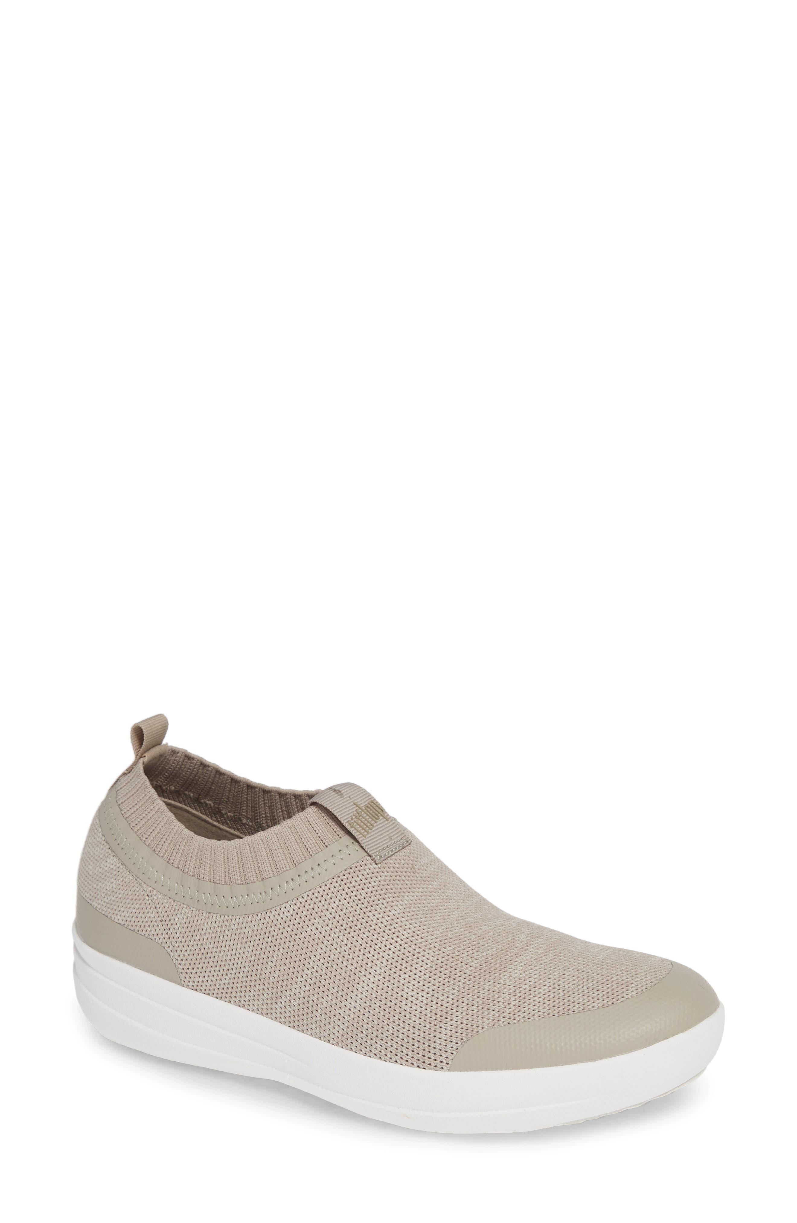 FITFLOP, Uberknit Slip-On Sneaker, Main thumbnail 1, color, 256