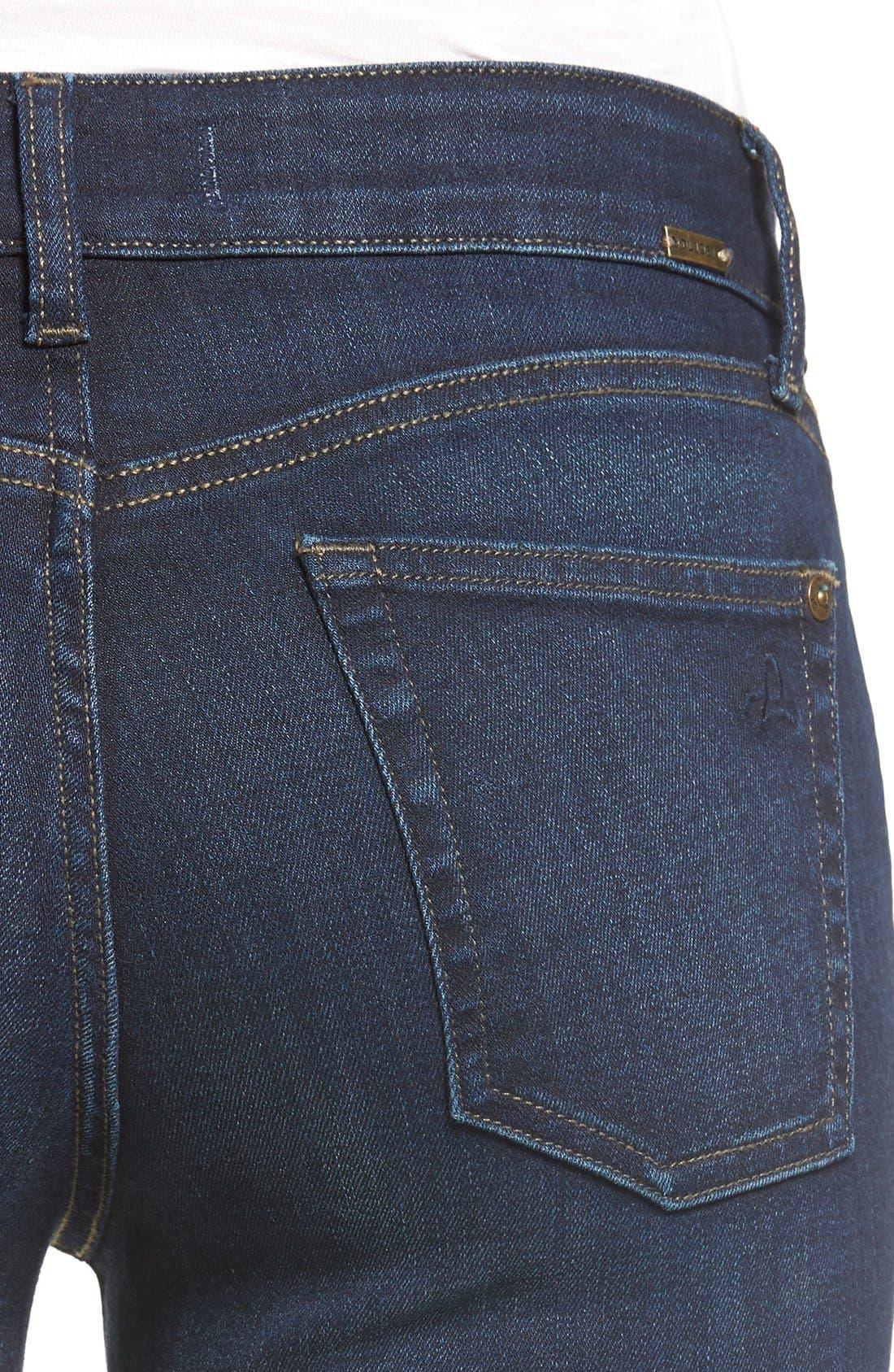 DL1961, 'Bridget 33' Bootcut Jeans, Alternate thumbnail 6, color, PEAK
