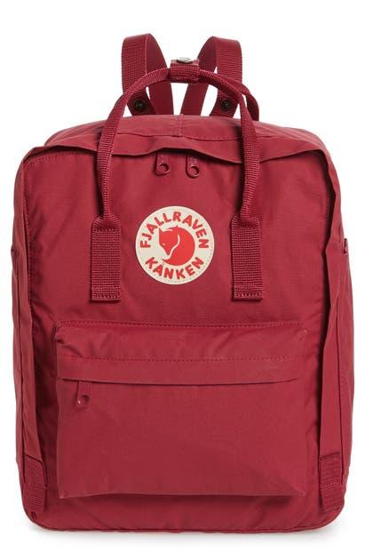 Fjall Raven Kånken Water Resistant Backpack