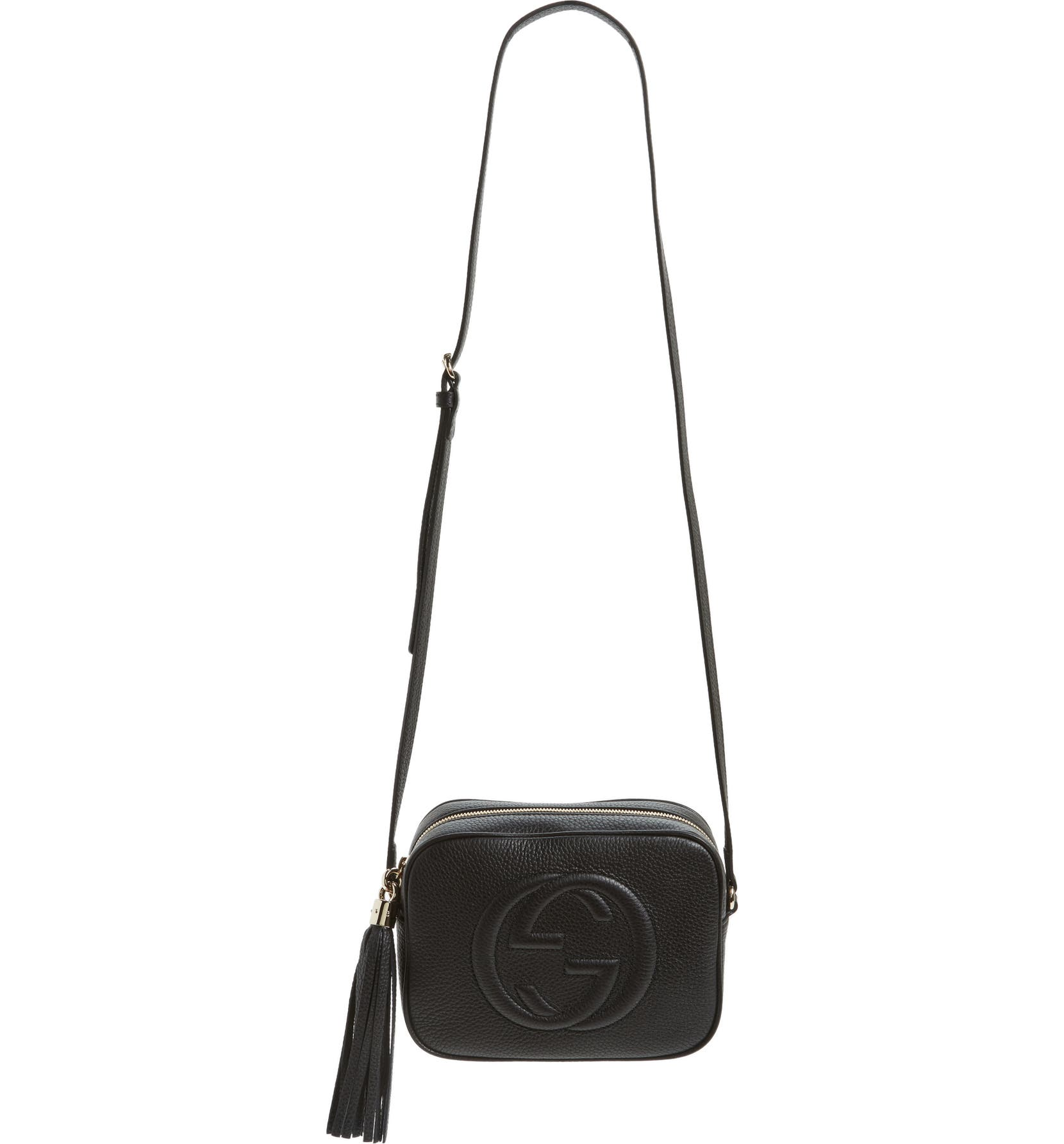 82a0bc08ec14 Gucci Soho Disco Leather Bag