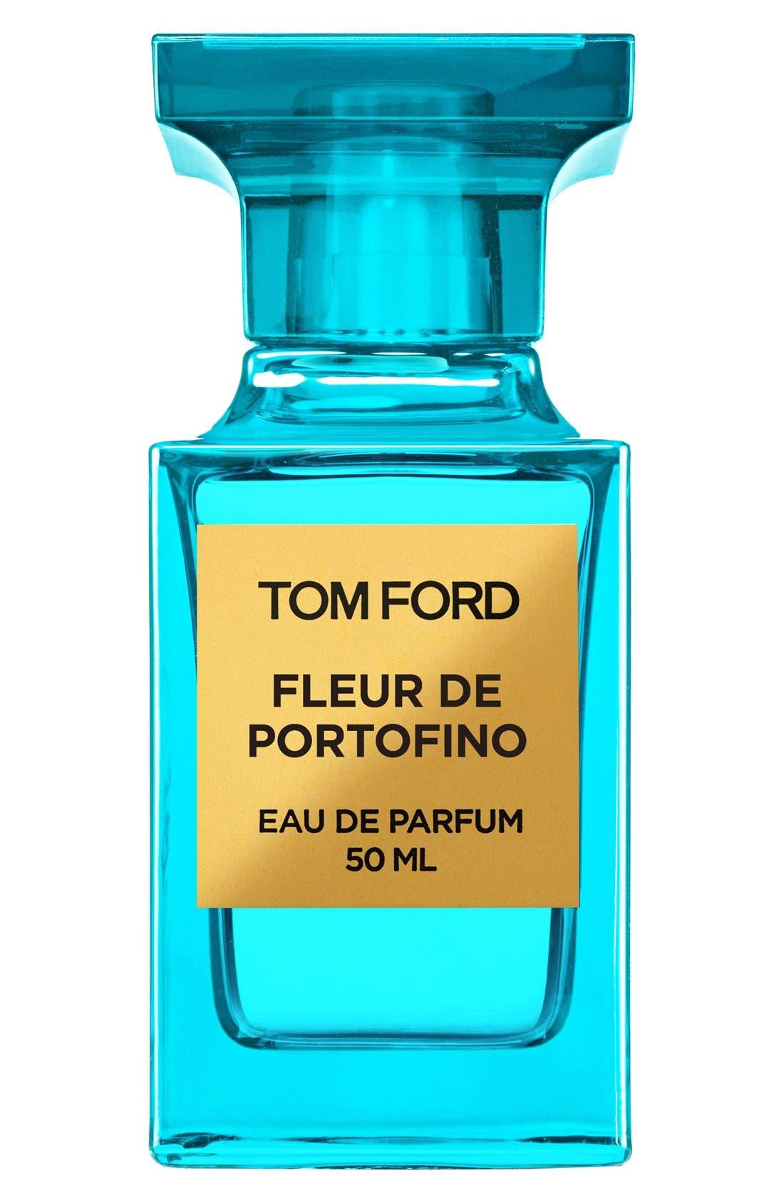 TOM FORD, Private Blend Fleur de Portofino Eau de Parfum, Main thumbnail 1, color, NO COLOR