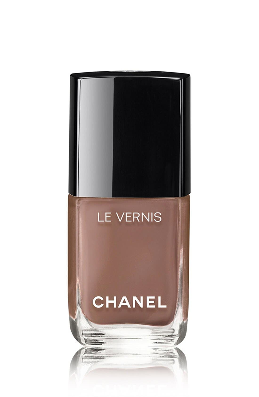 CHANEL LE VERNIS<br />Longwear Nail Colour, Main, color, 505 PARTICULIERE