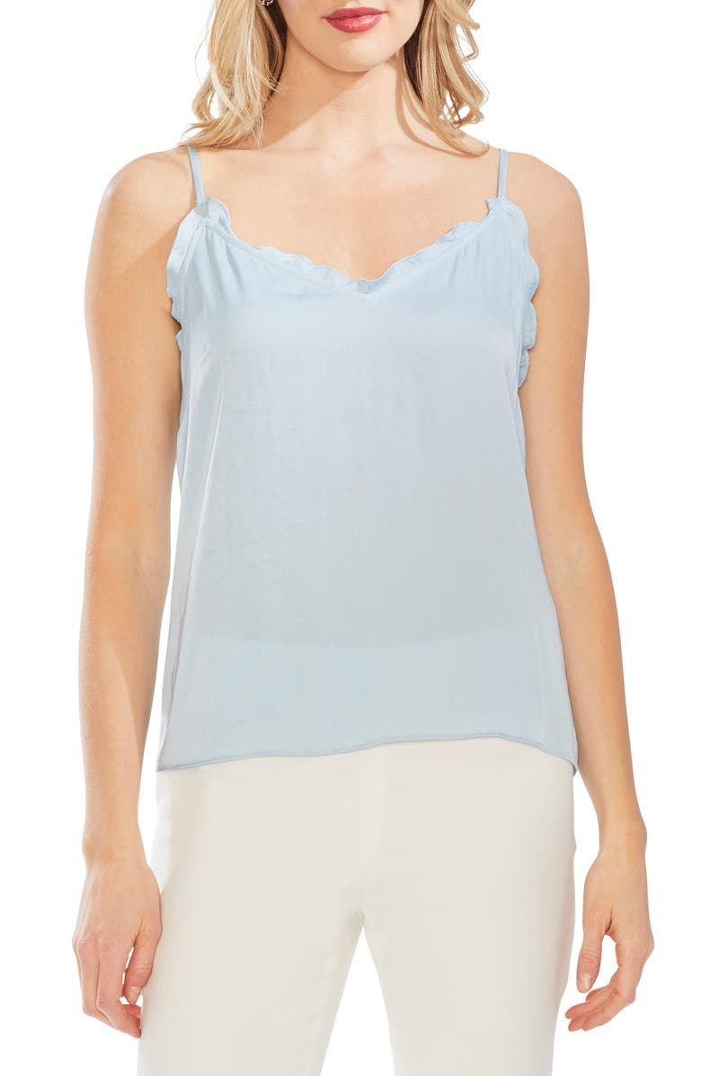 Vince Camuto Tops RUFFLE CAMI