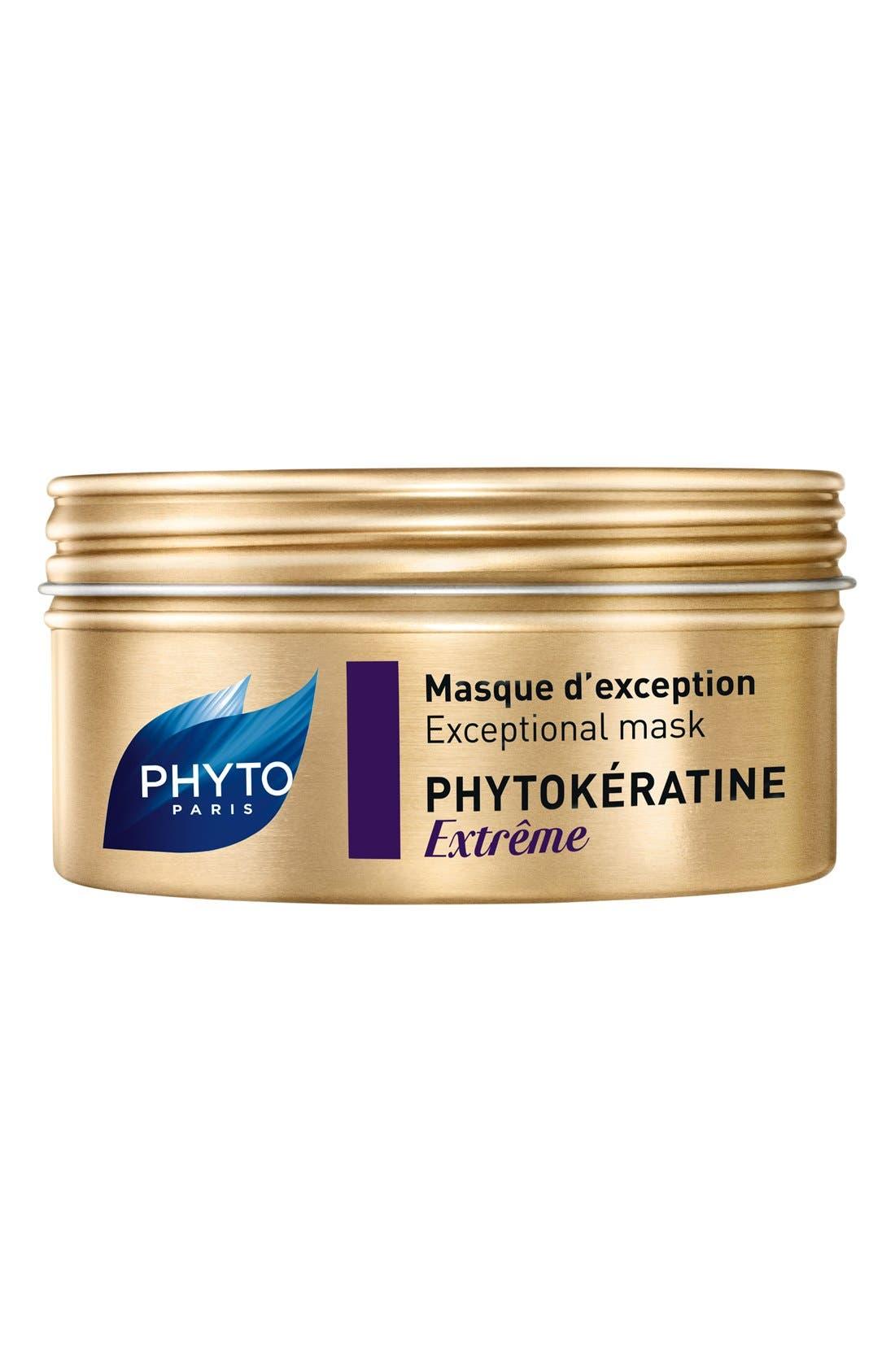 PHYTO Phytokératine Extrême Exceptional Mask, Main, color, NO COLOR
