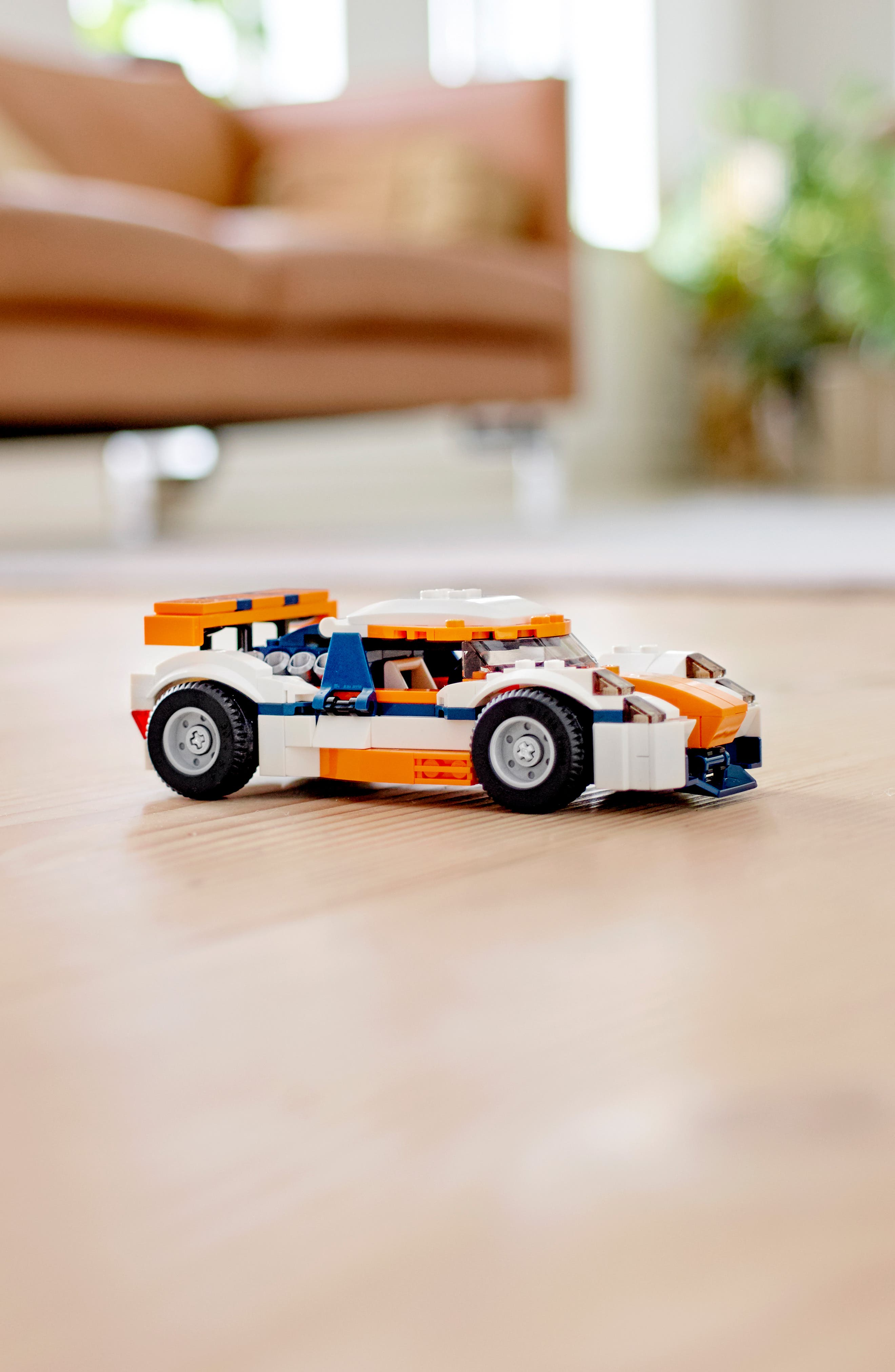 LEGO<SUP>®</SUP>, Creator 3-in-1 Sunset Track Racer - 31089, Alternate thumbnail 8, color, 960