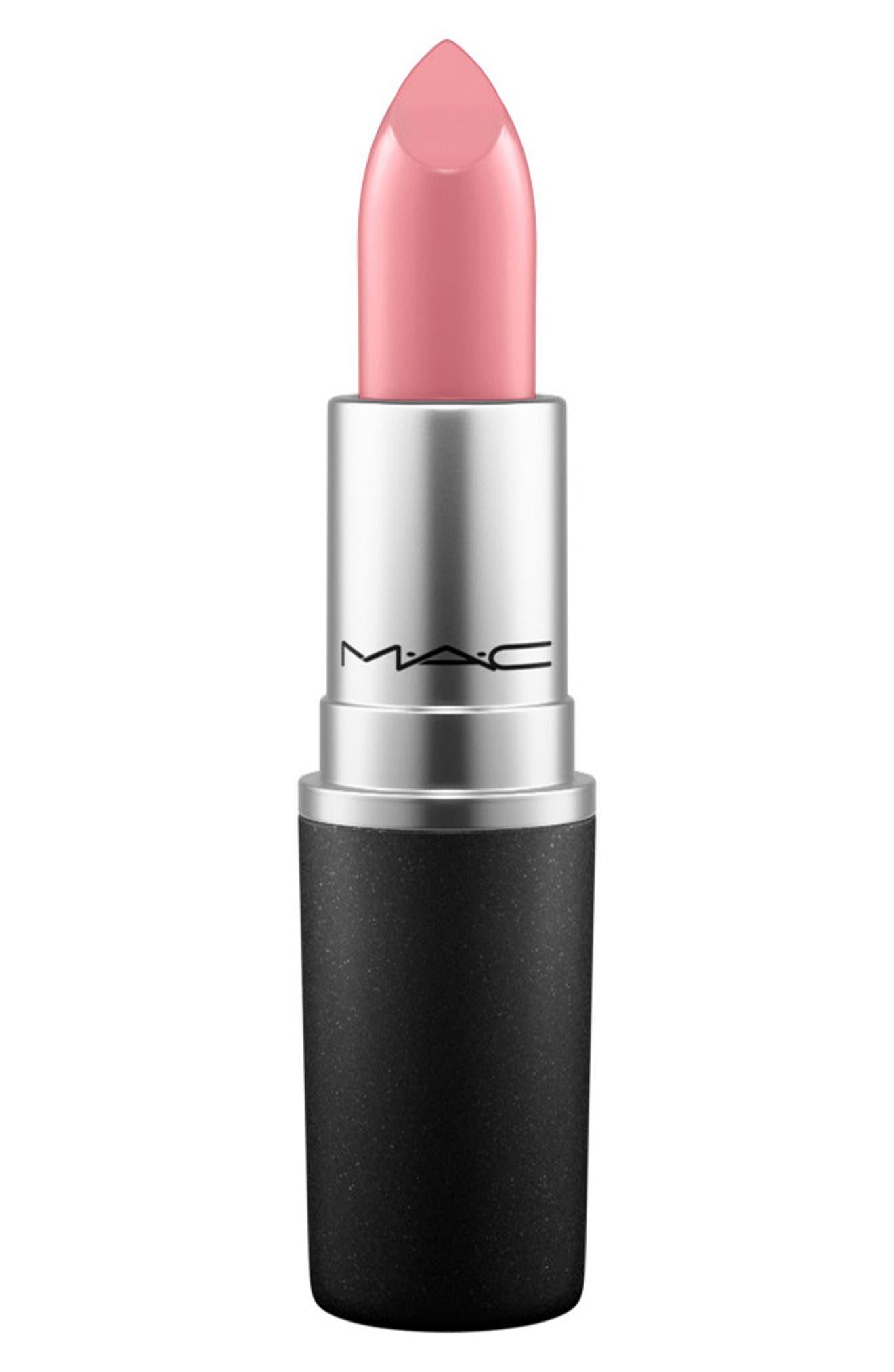 MAC COSMETICS, MAC Cremesheen + Pearl Lipstick, Main thumbnail 1, color, 200