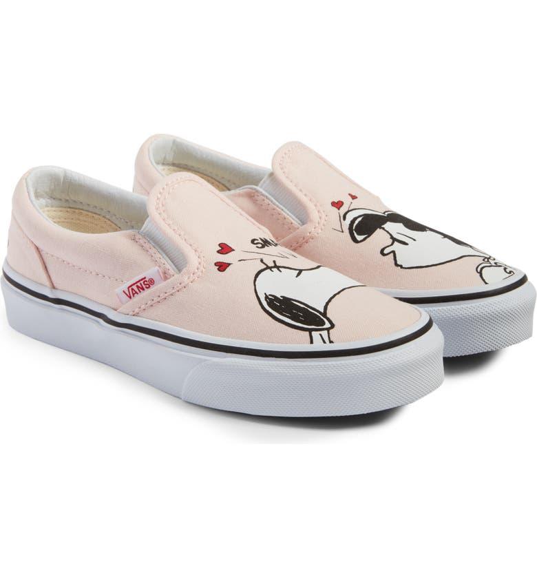 c6b0794a81 Vans x Peanuts Classic Slip-On (Toddler