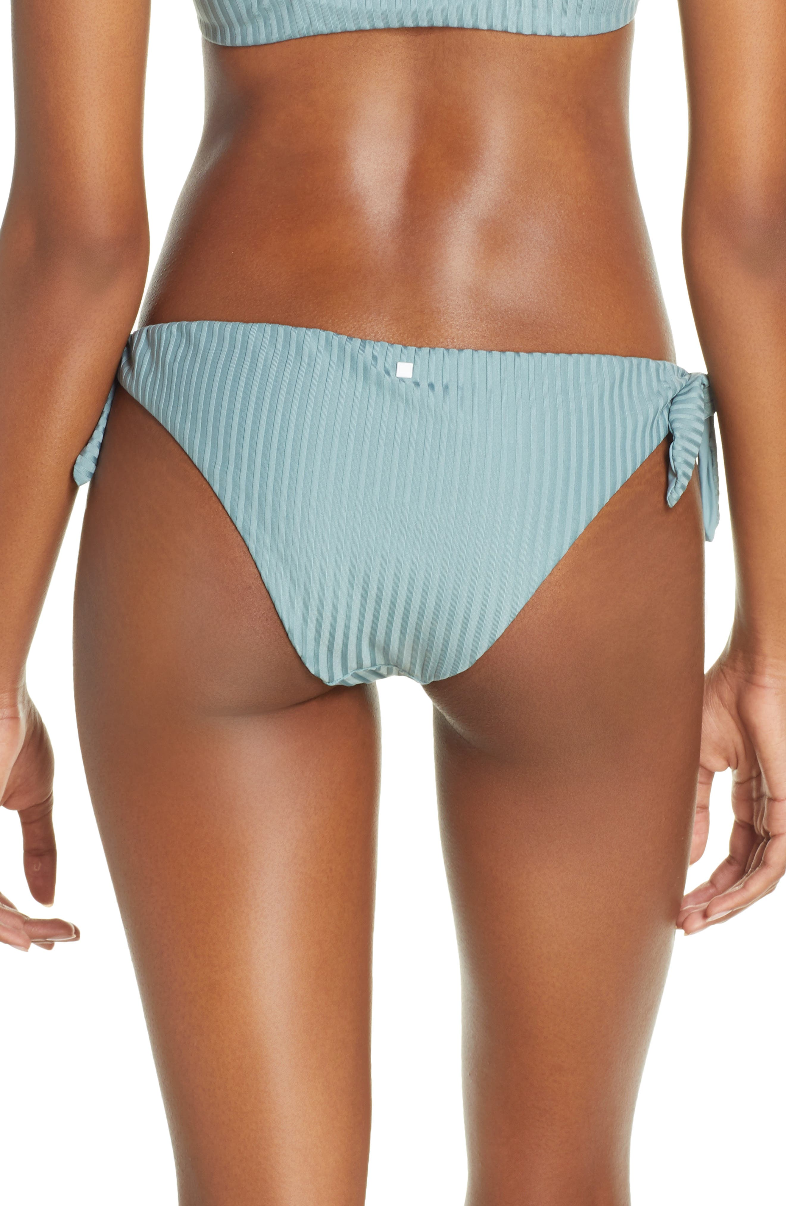 DOLCE VITA, Day Glow Swim Bottoms, Alternate thumbnail 2, color, AGAVE
