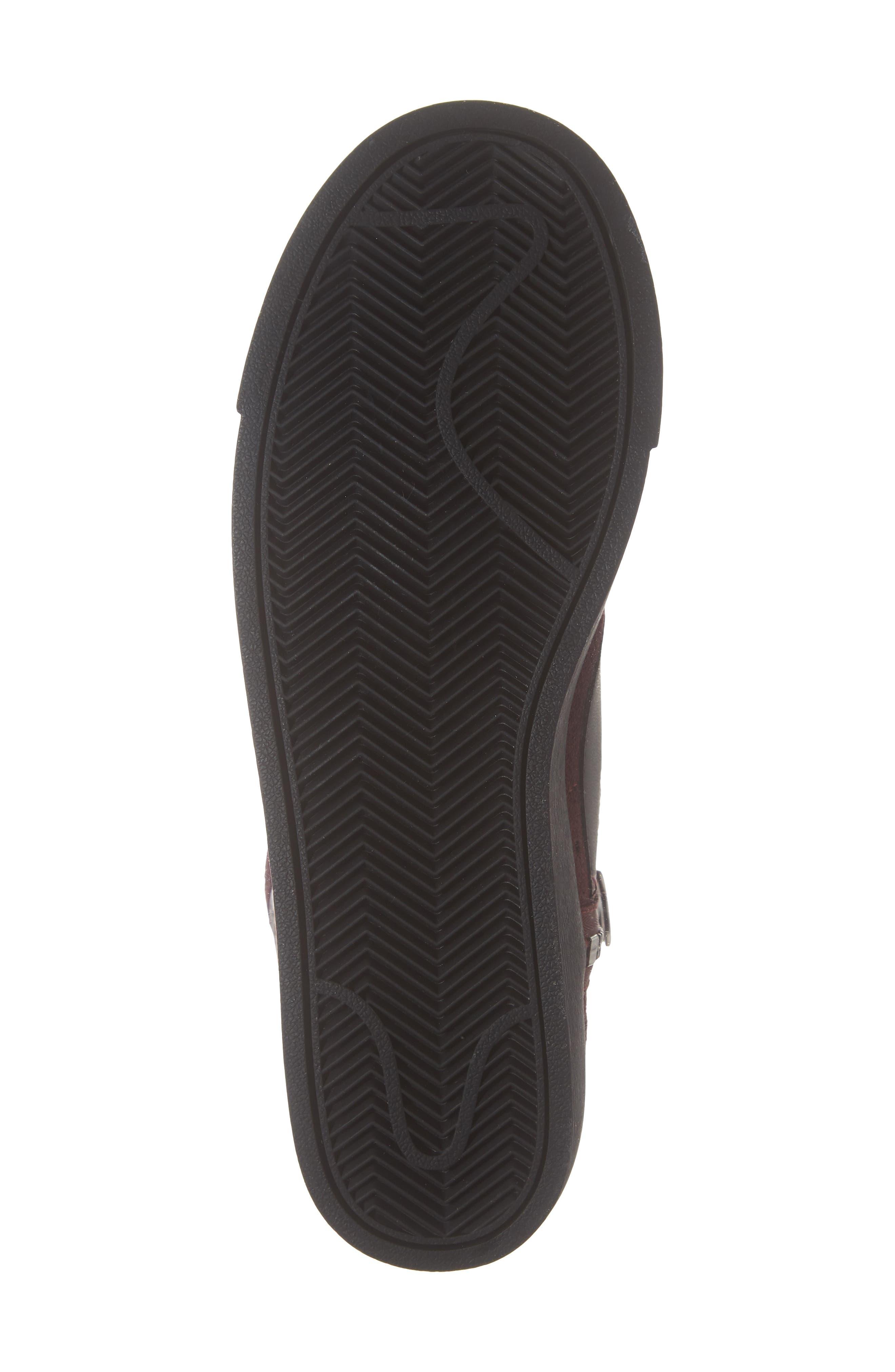 NIKE, Blazer Mid Rebel Sneaker, Alternate thumbnail 6, color, 930