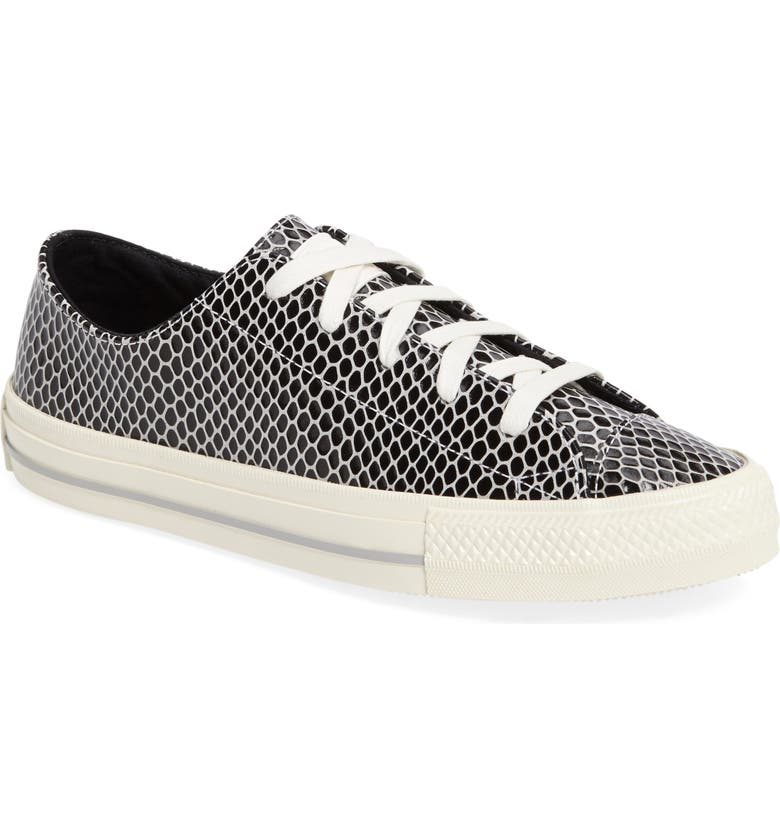 425f700b991f Converse Chuck Taylor® All Star® Gemma Snake Ox Sneaker (Women ...
