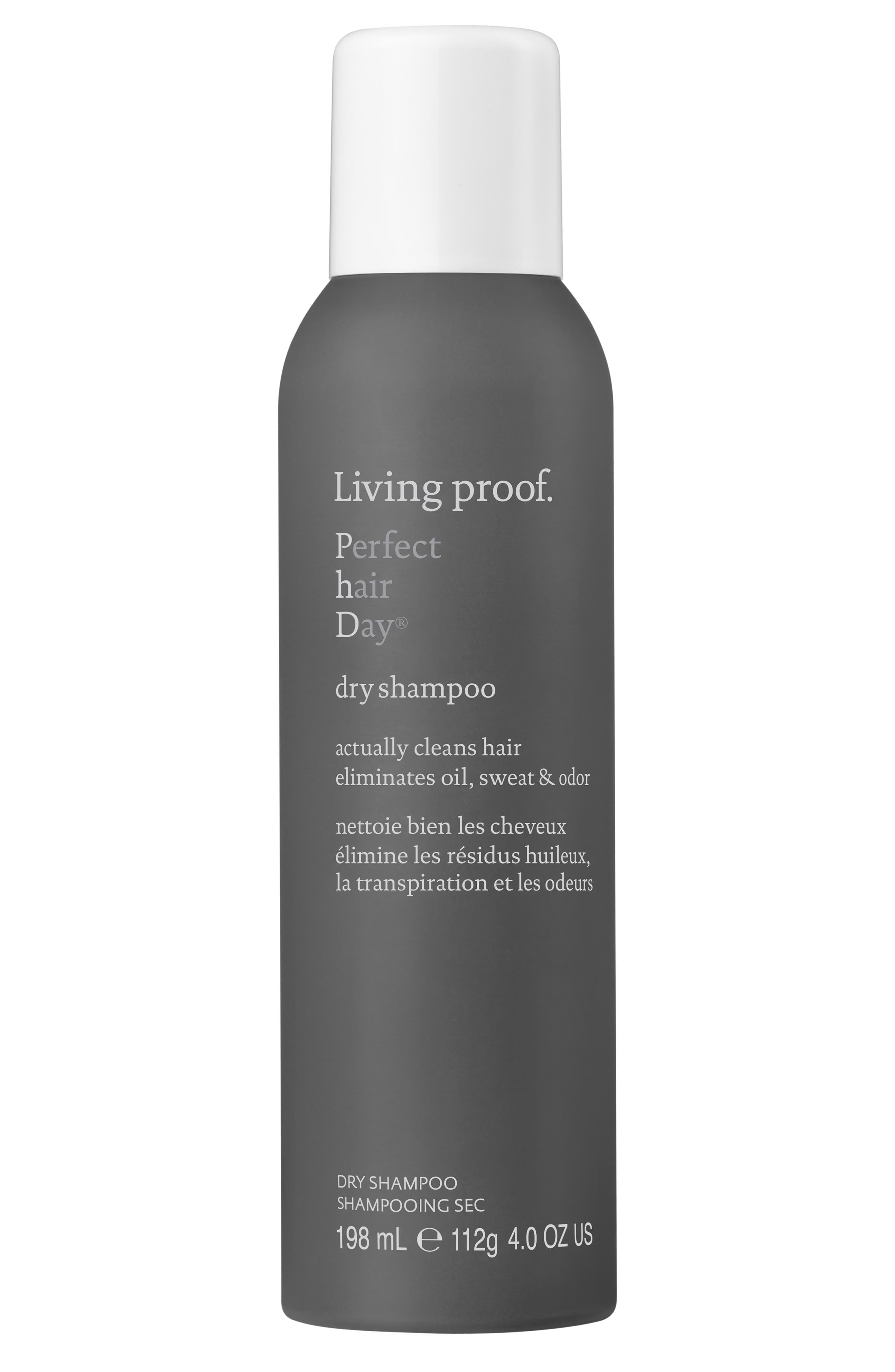 LIVING PROOF<SUP>®</SUP>, Perfect hair Day<sup>™</sup> Dry Shampoo, Alternate thumbnail 5, color, NO COLOR