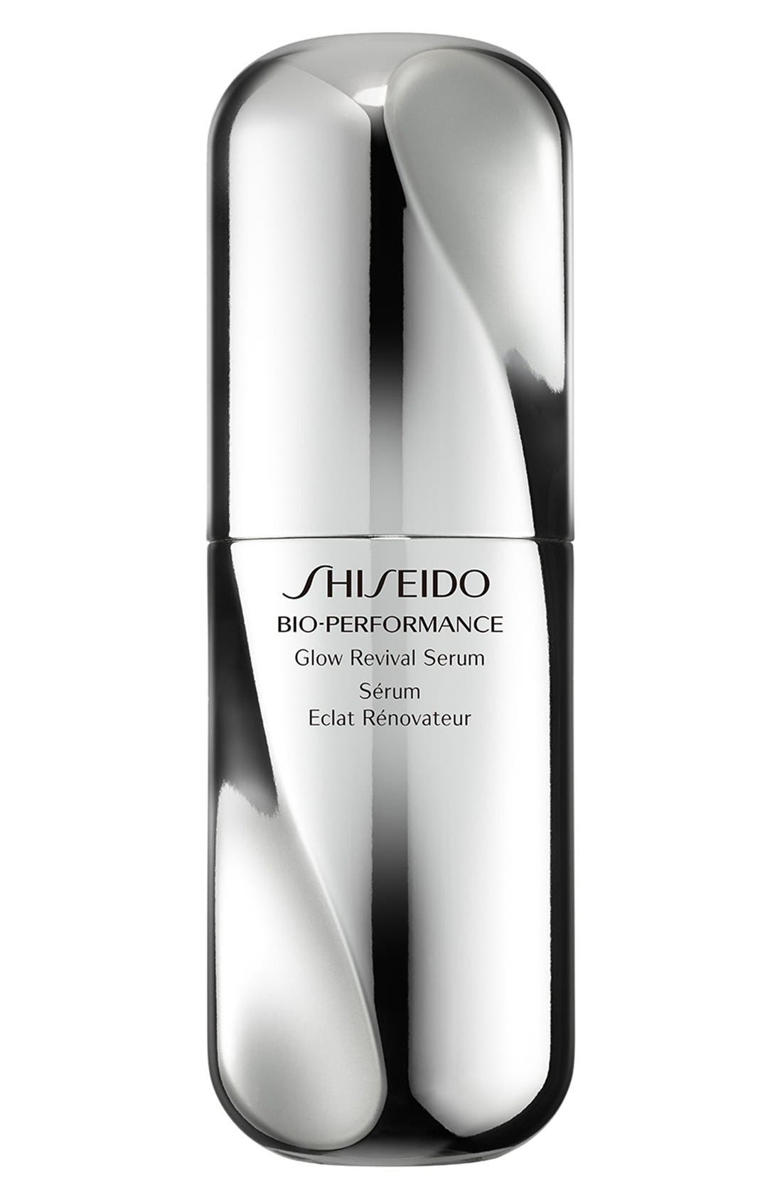 SHISEIDO, Bio-Performance Glow Revival Serum, Main thumbnail 1, color, NO COLOR