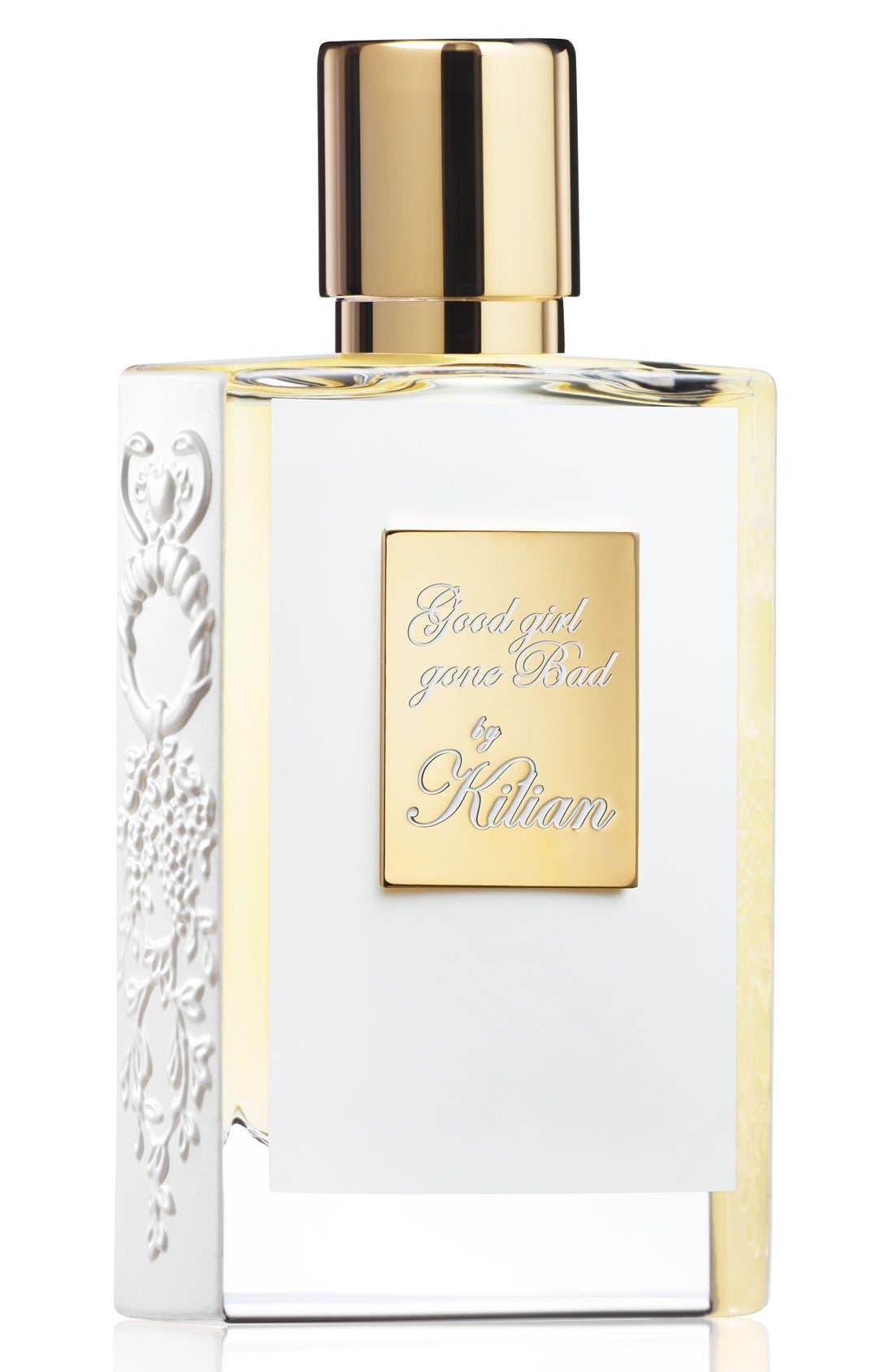 KILIAN, In the Garden of Good and Evil Good girl gone Bad Refillable Fragrance Spray, Alternate thumbnail 6, color, NO COLOR