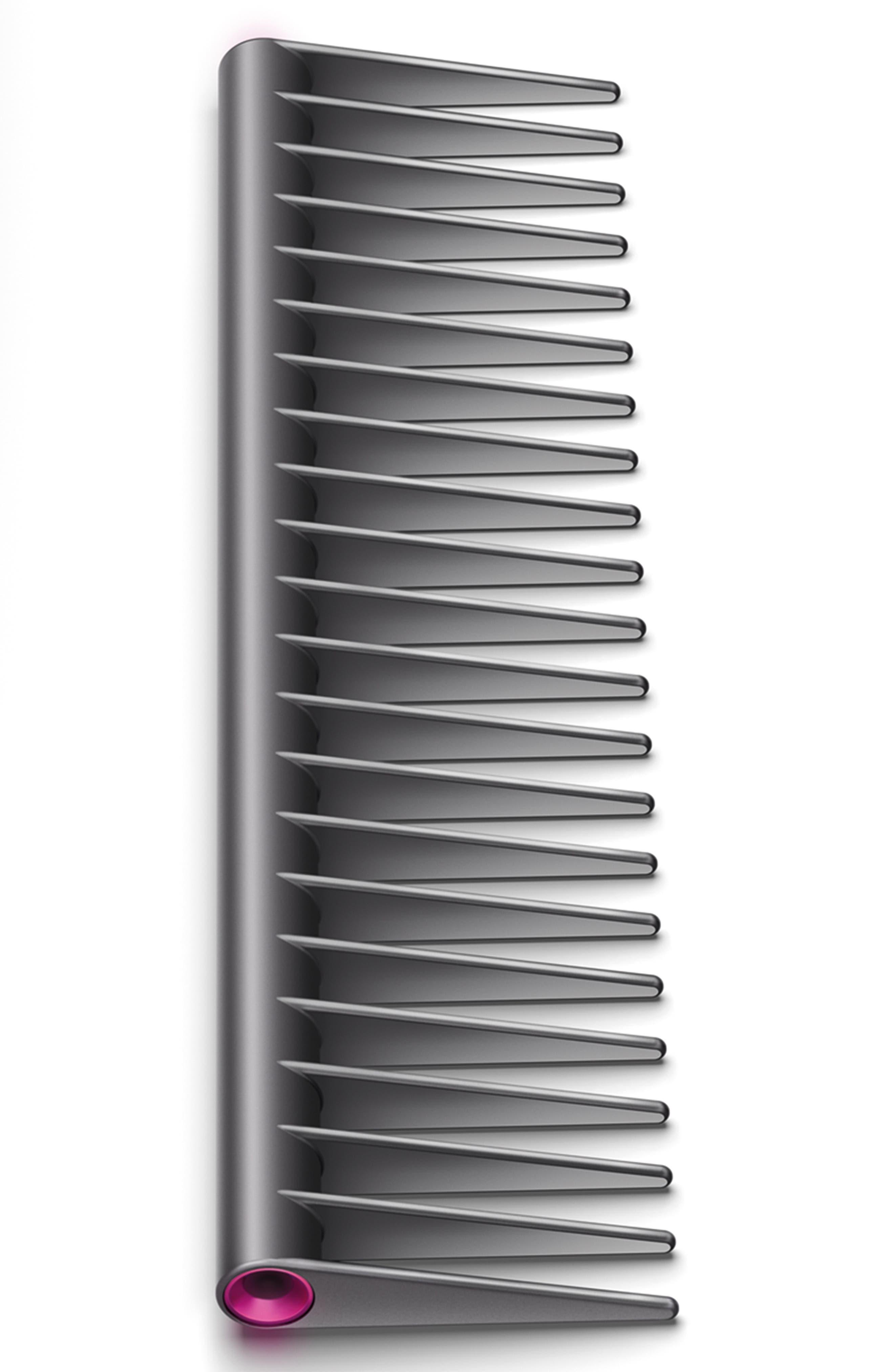 DYSON, Supersonic<sup>™</sup> Hair Dryer, Detangling Comb & Paddle Brush Set, Alternate thumbnail 4, color, NO COLOR