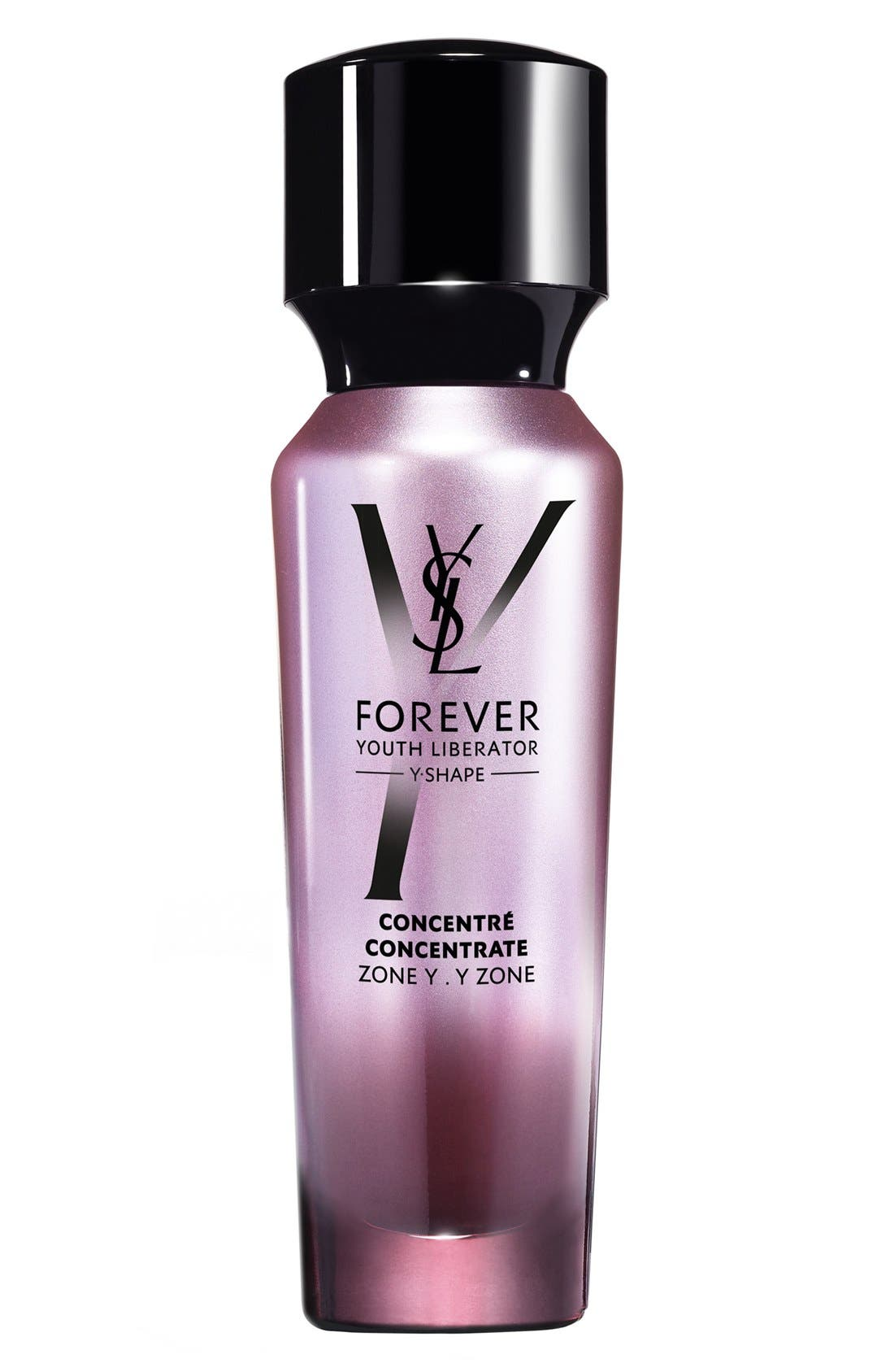 YVES SAINT LAURENT, Forever Youth Liberator Y-Shape Concentrate, Main thumbnail 1, color, 000